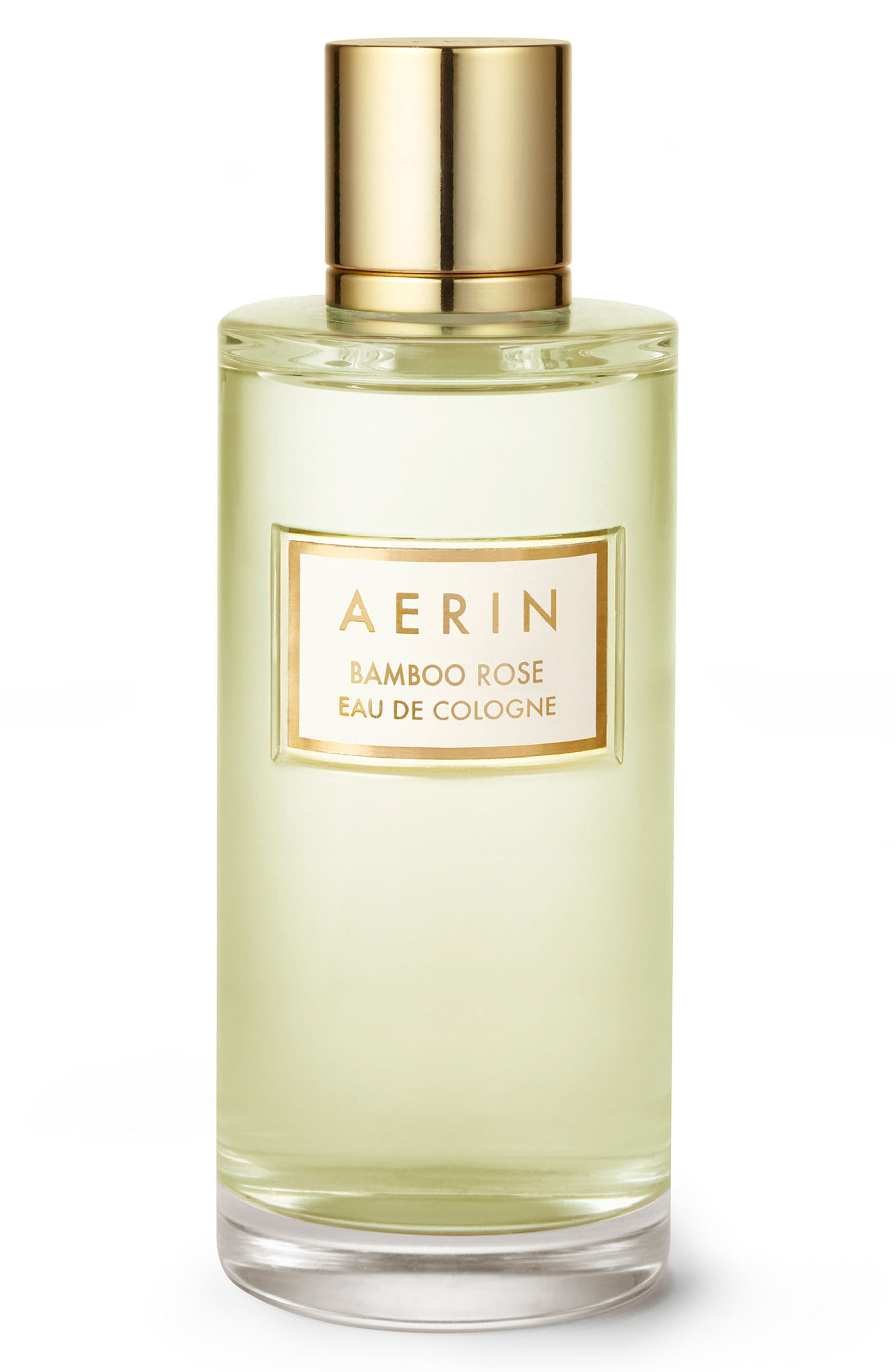 AERIN Beauty Bamboo Rose Eau de Cologne,                             Main thumbnail 1, color,                             NO COLOR