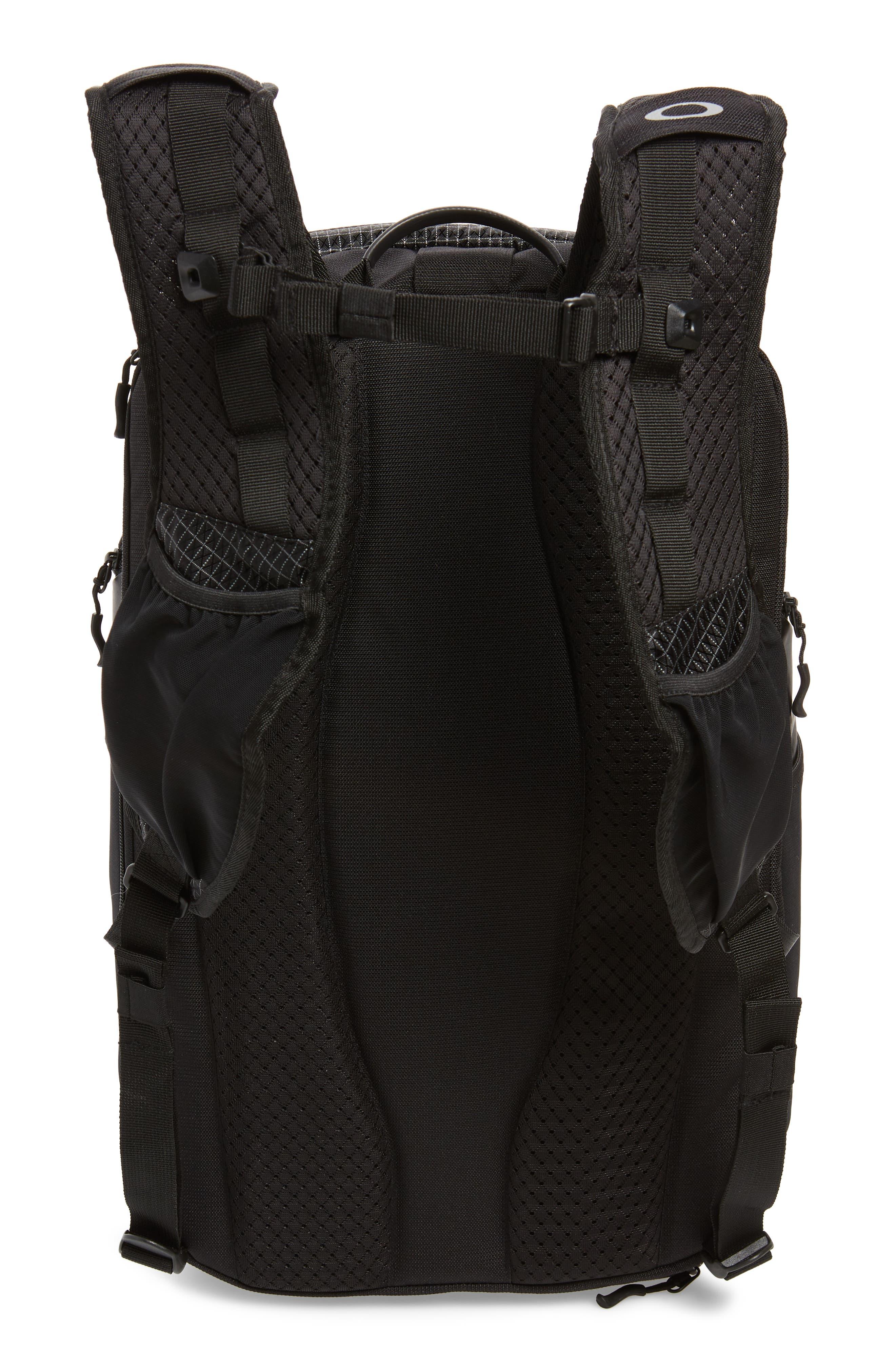 OAKLEY,                             Link Backpack,                             Alternate thumbnail 3, color,                             BLACKOUT