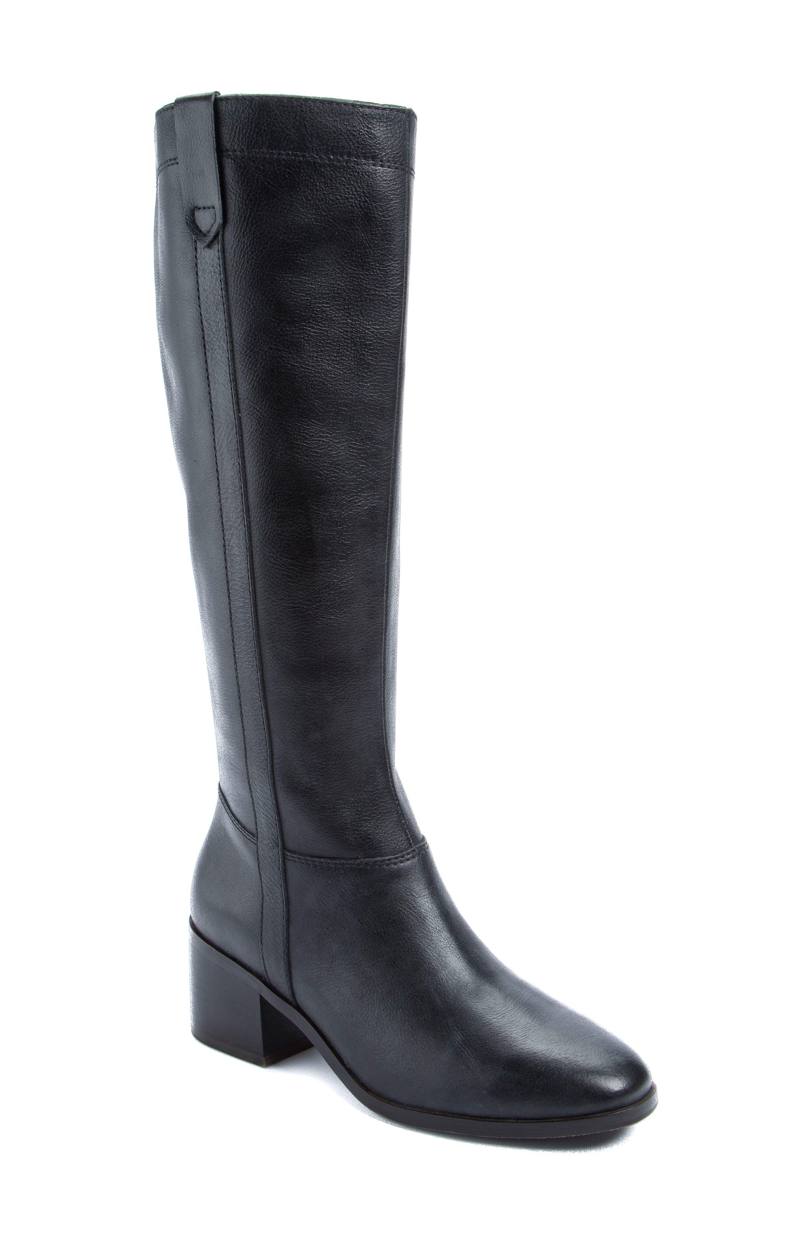 Diggity Knee-High Boot,                             Main thumbnail 1, color,                             001