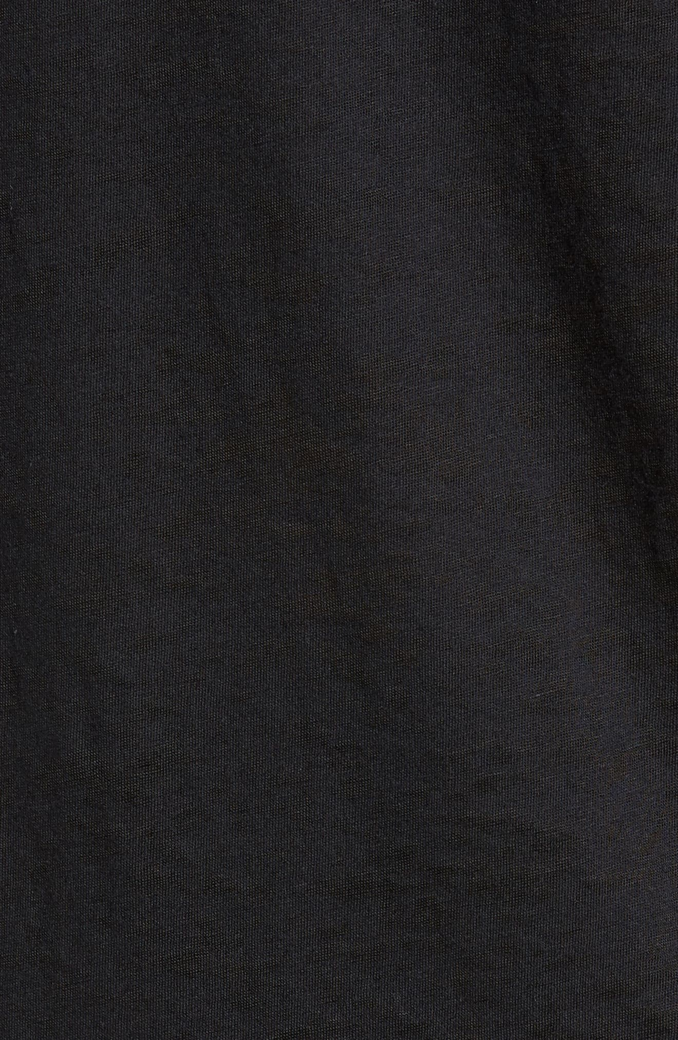 Black Sabbath Graphic T-Shirt,                             Alternate thumbnail 5, color,                             001