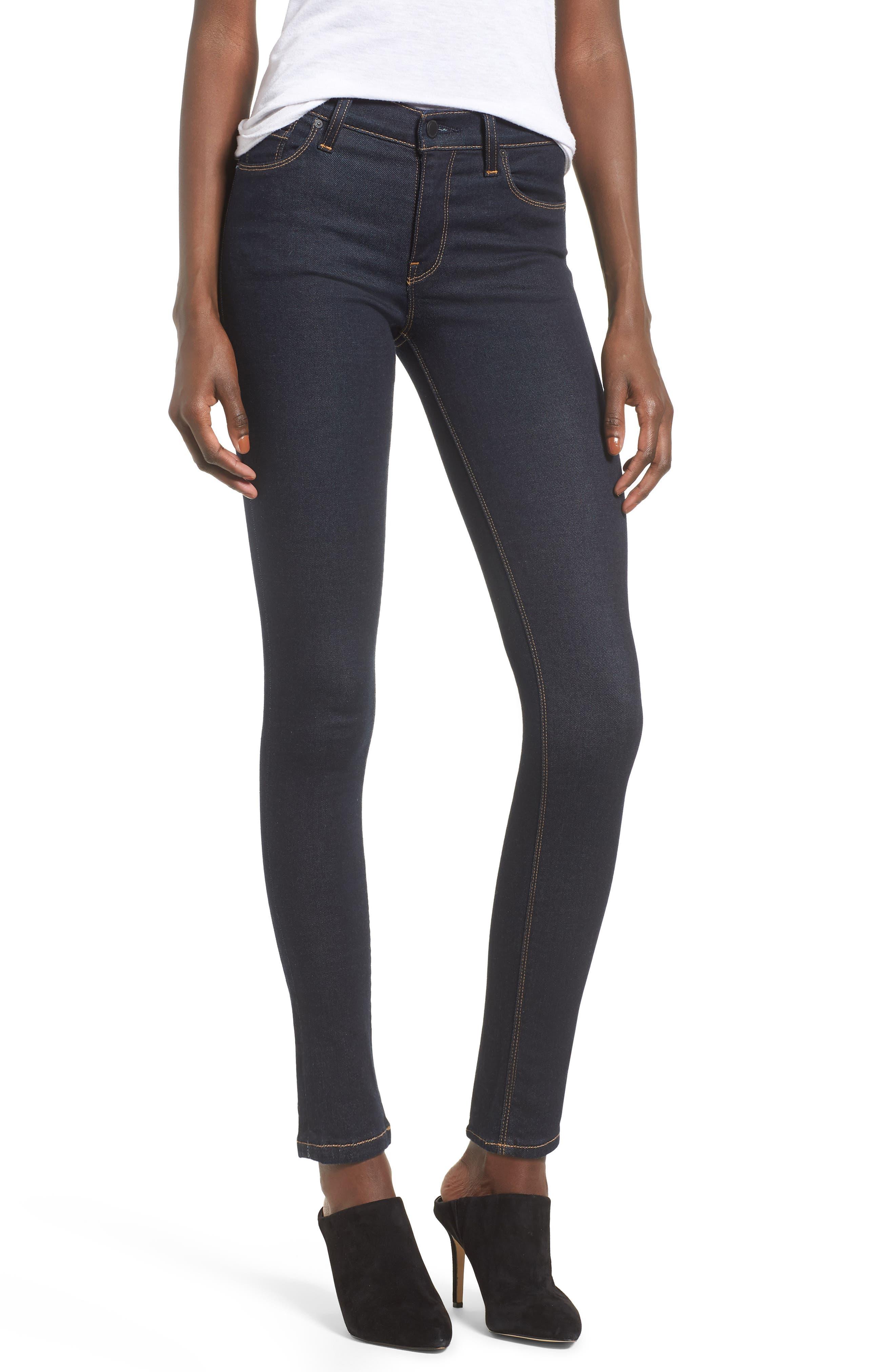 Nico Super Skinny Jeans,                             Main thumbnail 1, color,                             SUNSET BLVD
