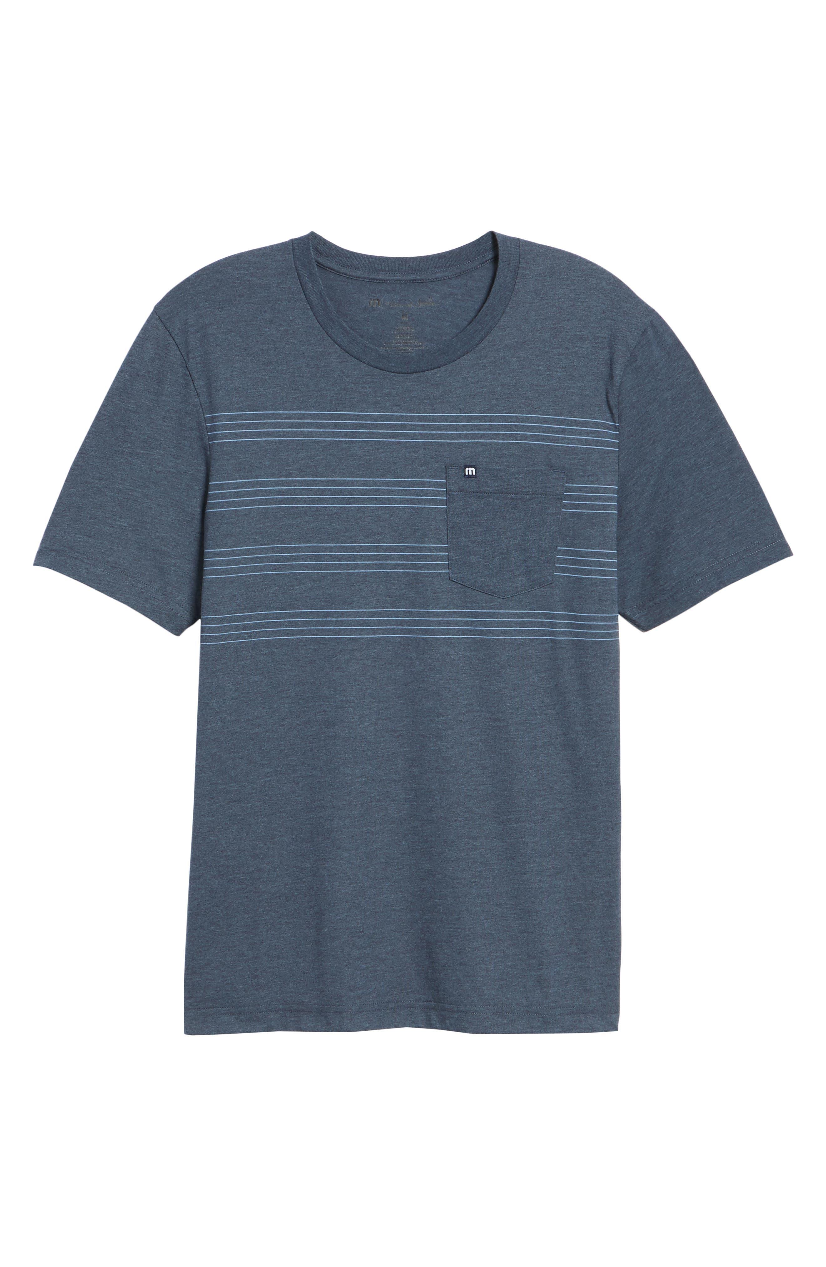Gaviotas Crewneck T-Shirt,                             Alternate thumbnail 6, color,