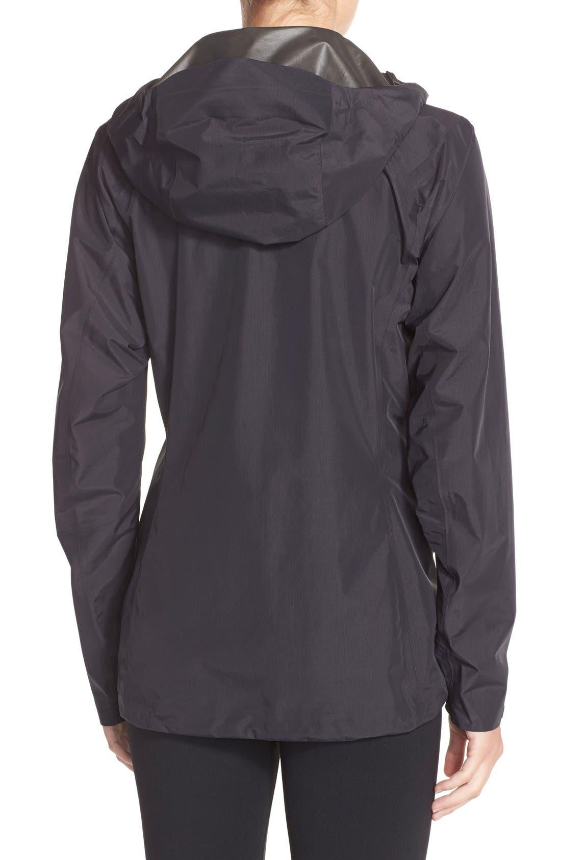 'Beta SL' Waterproof Jacket,                             Alternate thumbnail 2, color,                             001