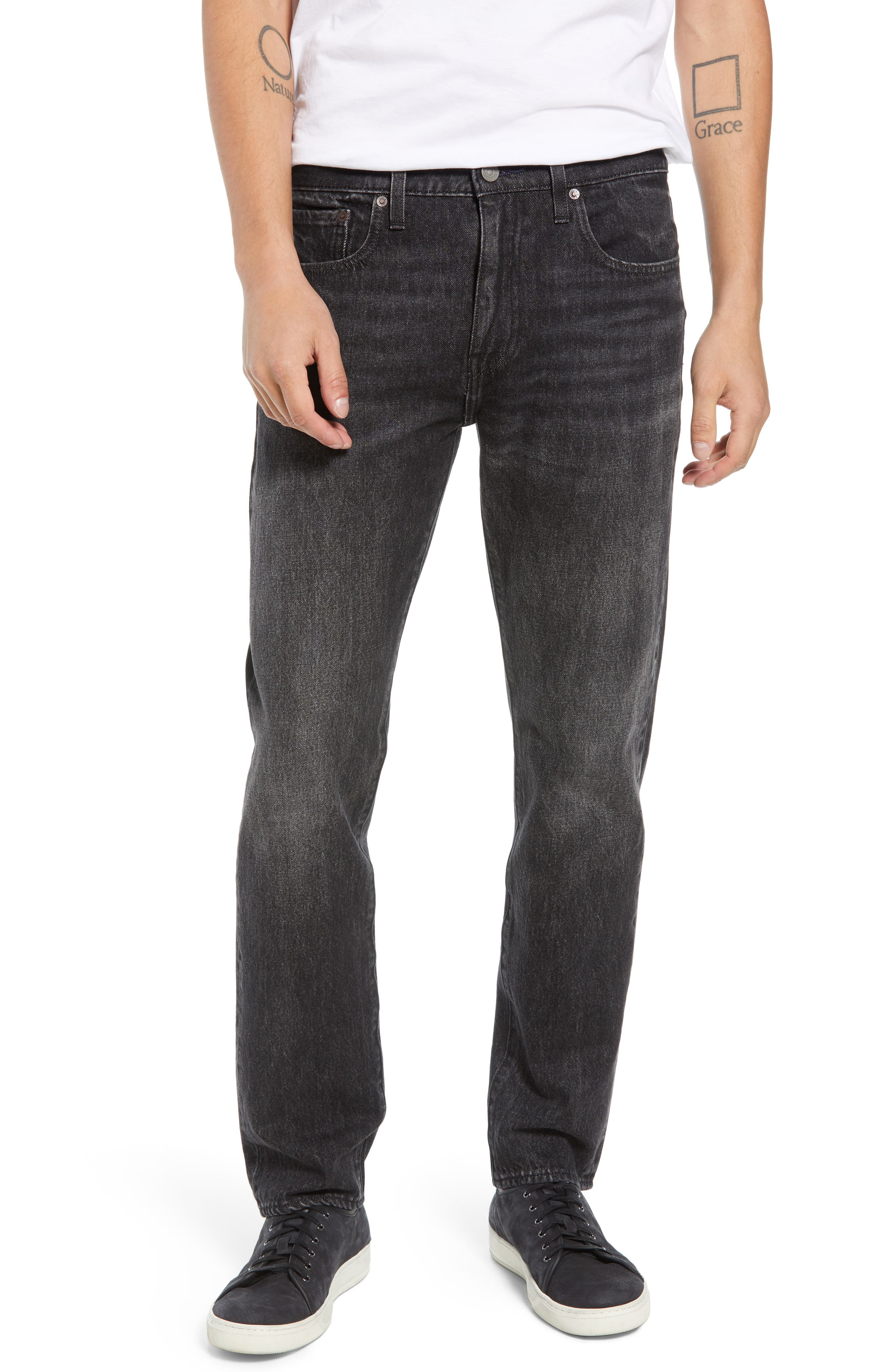 502<sup>™</sup> Slouchy Slim Fit Jeans,                             Main thumbnail 1, color,                             MODERN LOVE