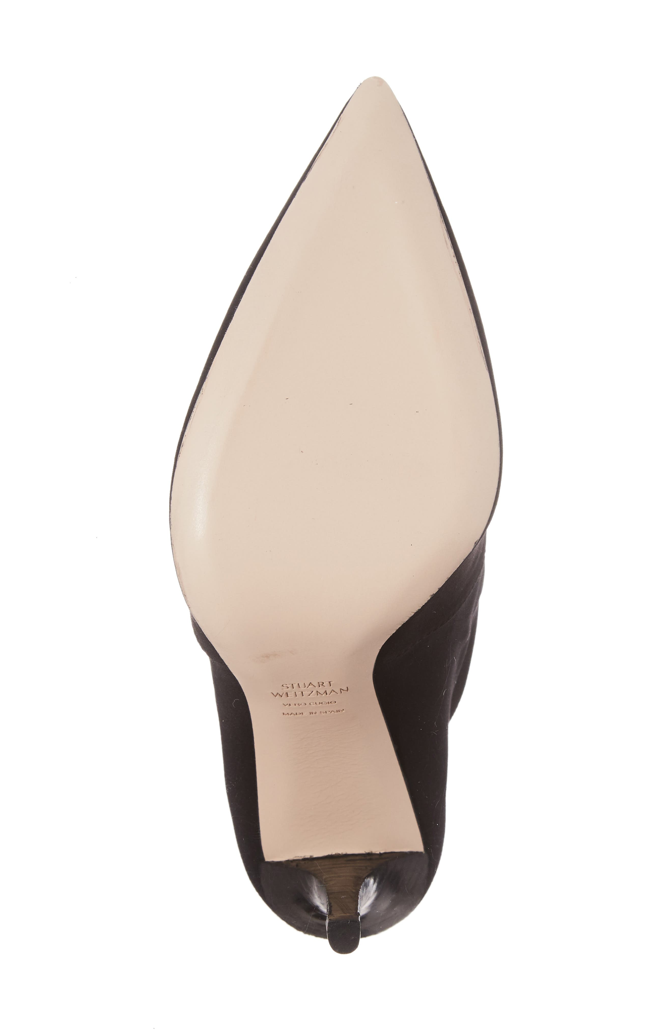 HiFi Pointy Toe Bootie,                             Alternate thumbnail 6, color,                             001