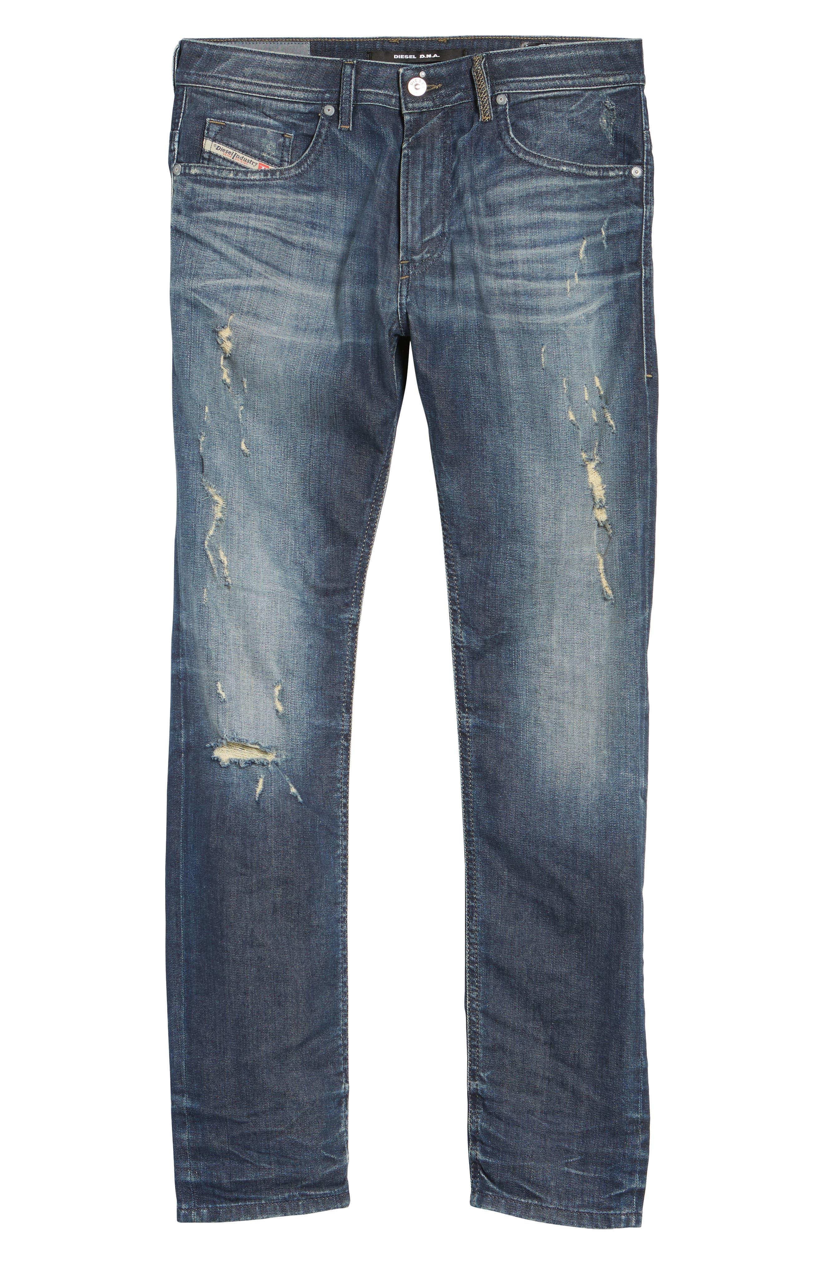 Thommer Slim Fit Jeans,                             Alternate thumbnail 6, color,