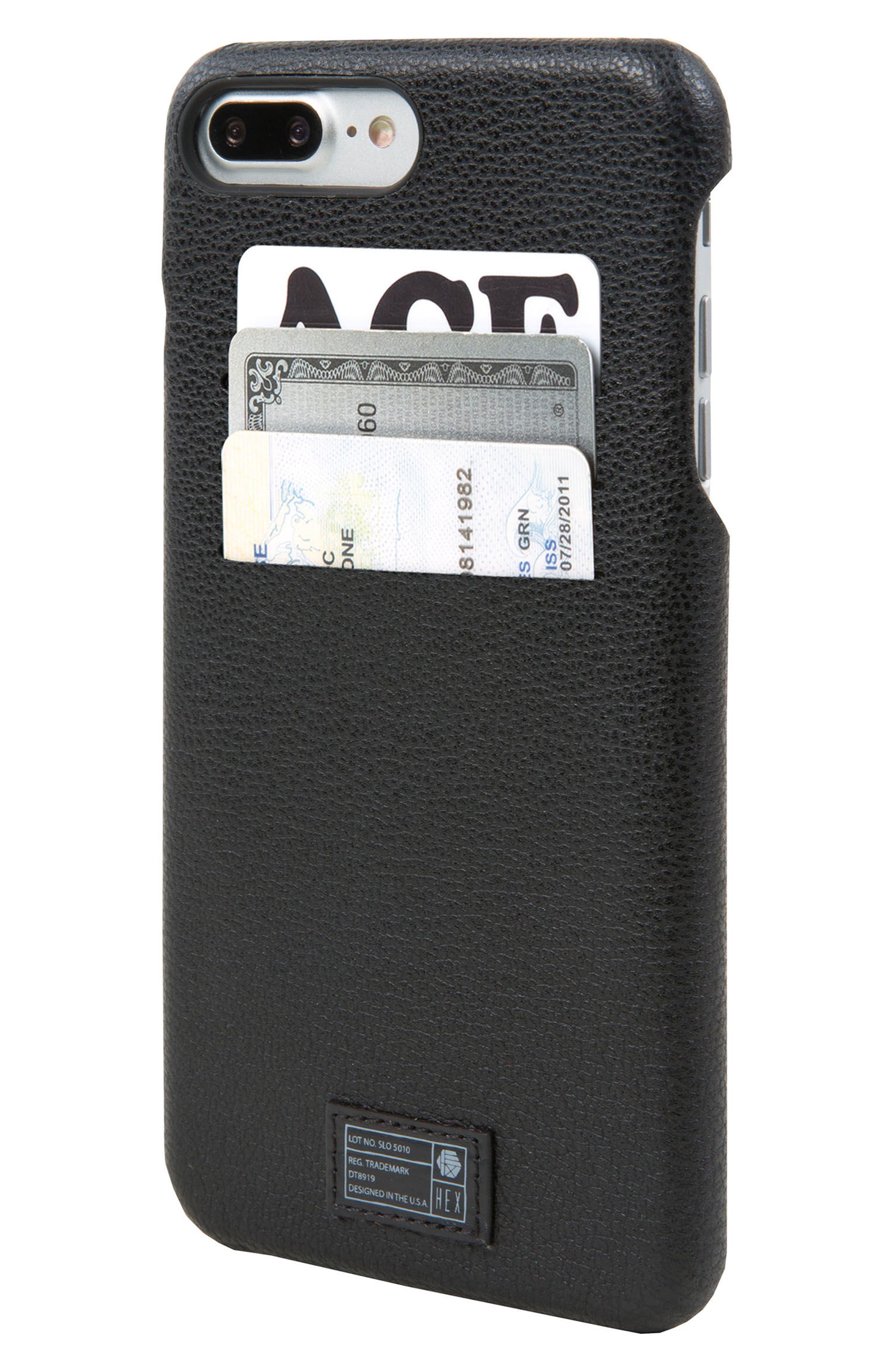 Solo iPhone 7/8 Plus Wallet Case,                             Alternate thumbnail 2, color,
