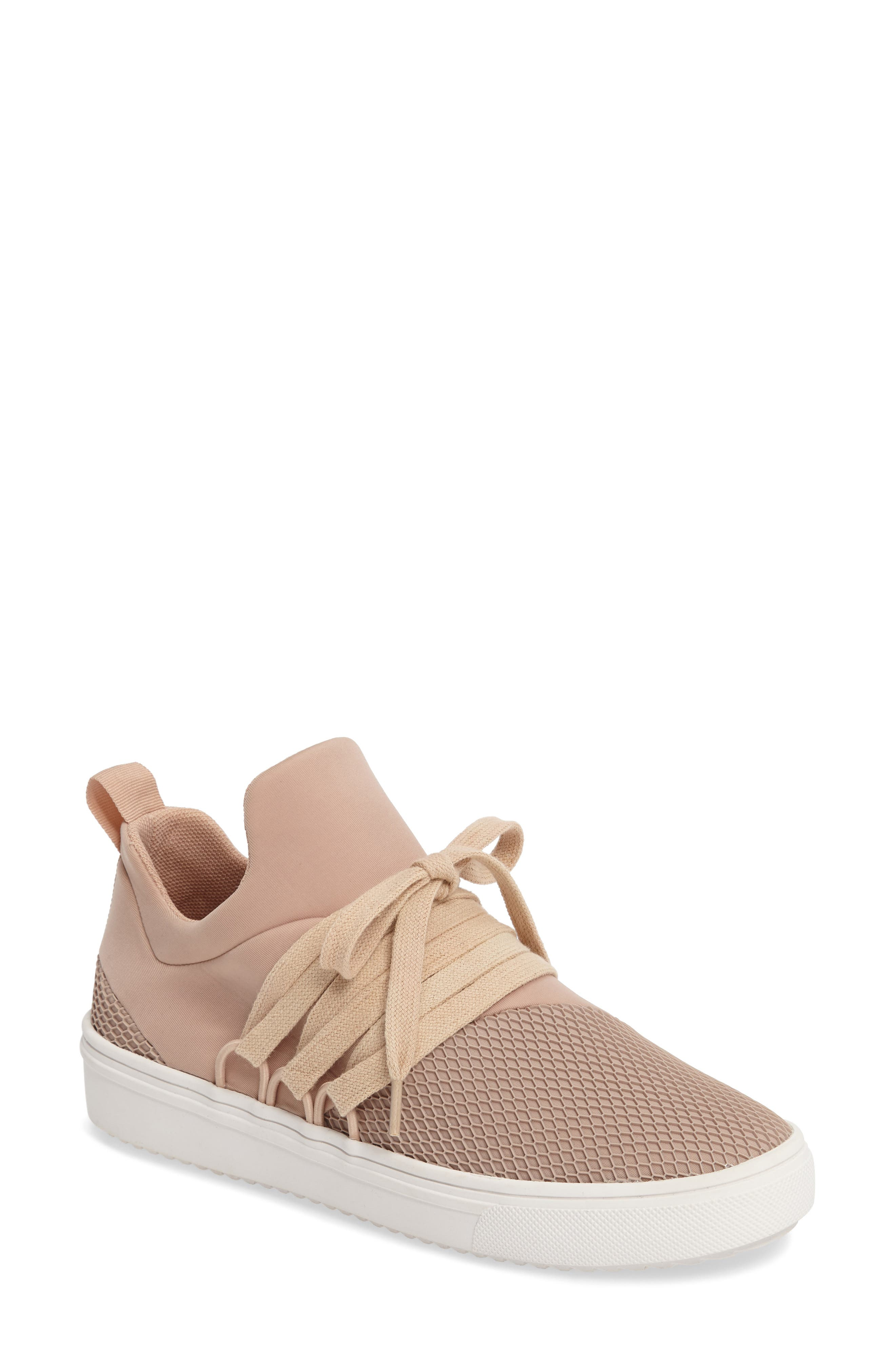 44366aaec5139 ... UPC 190640975551 product image for Women's Steve Madden Lancer Sneaker,  Size 10 M - Pink