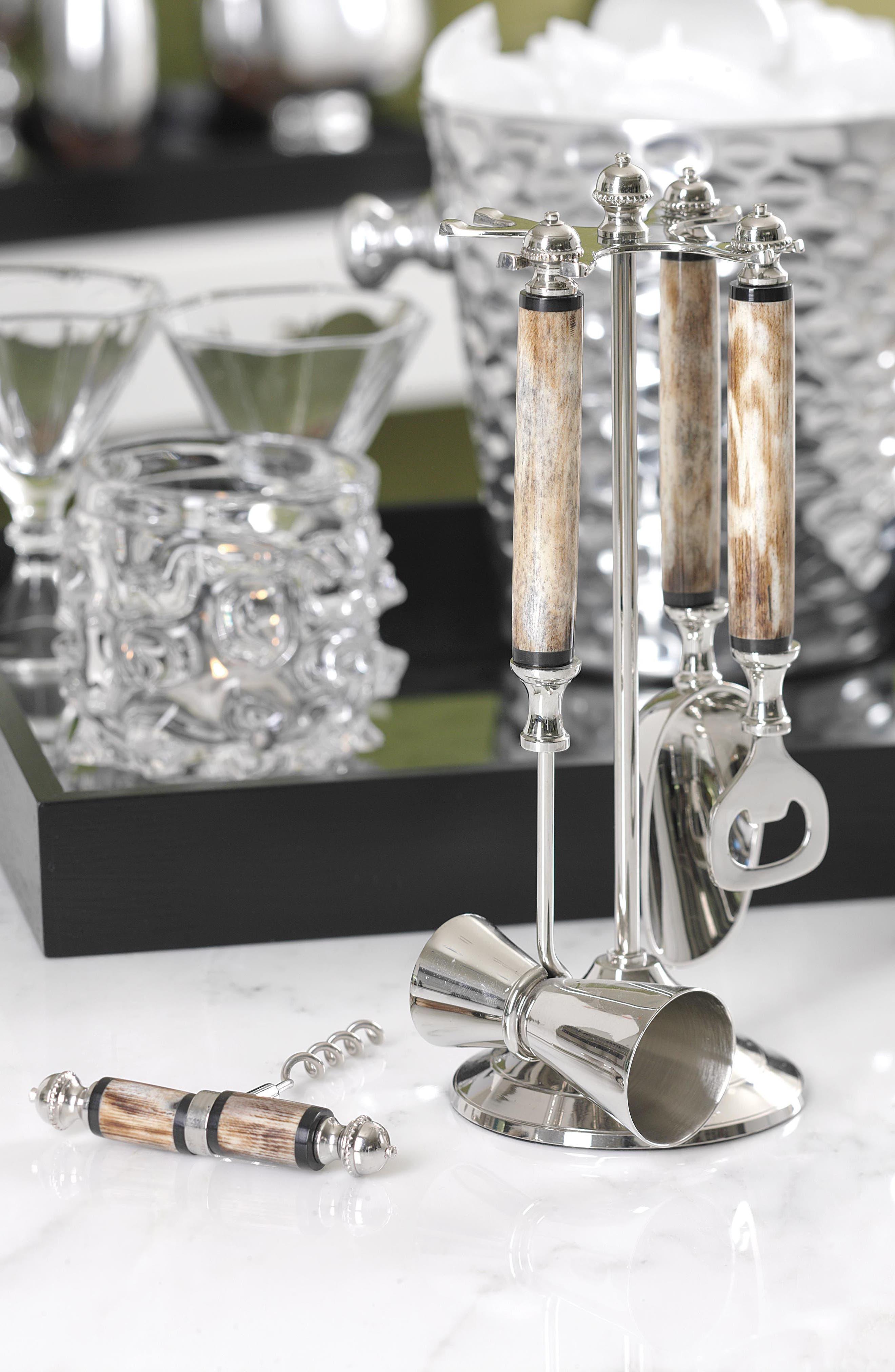 Mikhola Stainless Steel & Bone Bar Tool Set,                             Alternate thumbnail 2, color,                             040
