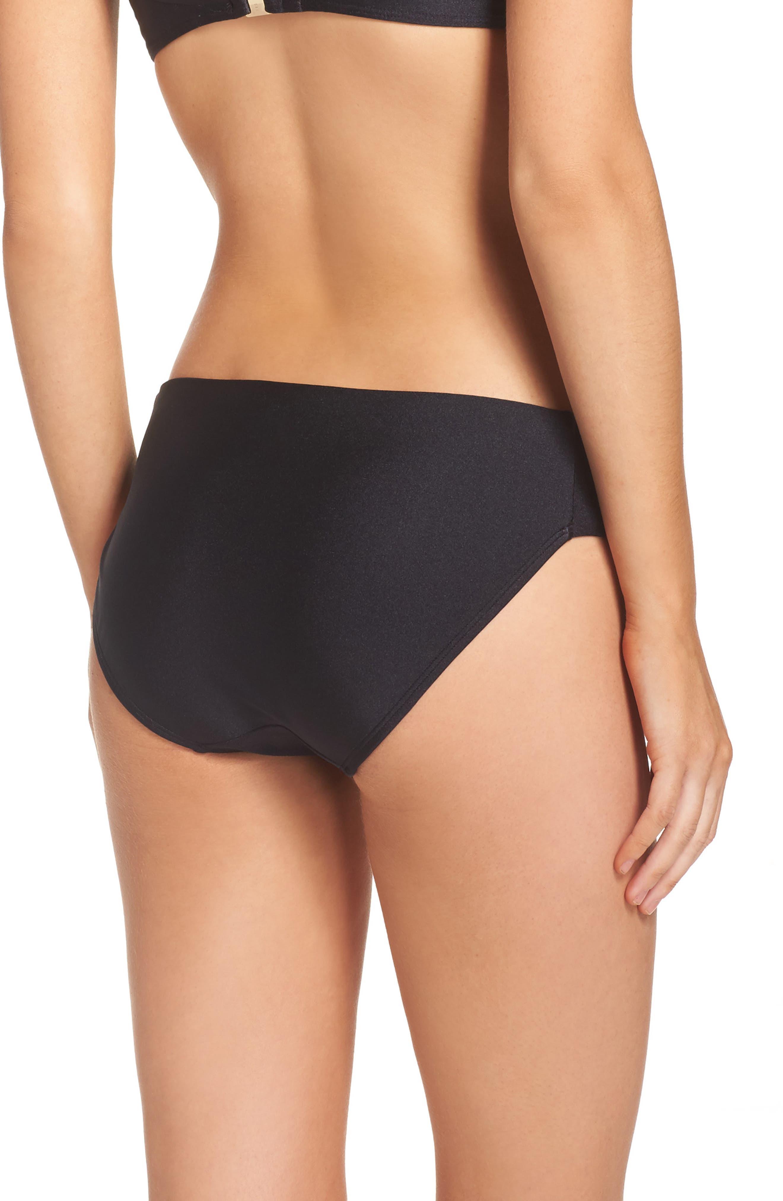 Annay Classic Bikini Bottoms,                             Alternate thumbnail 2, color,                             001