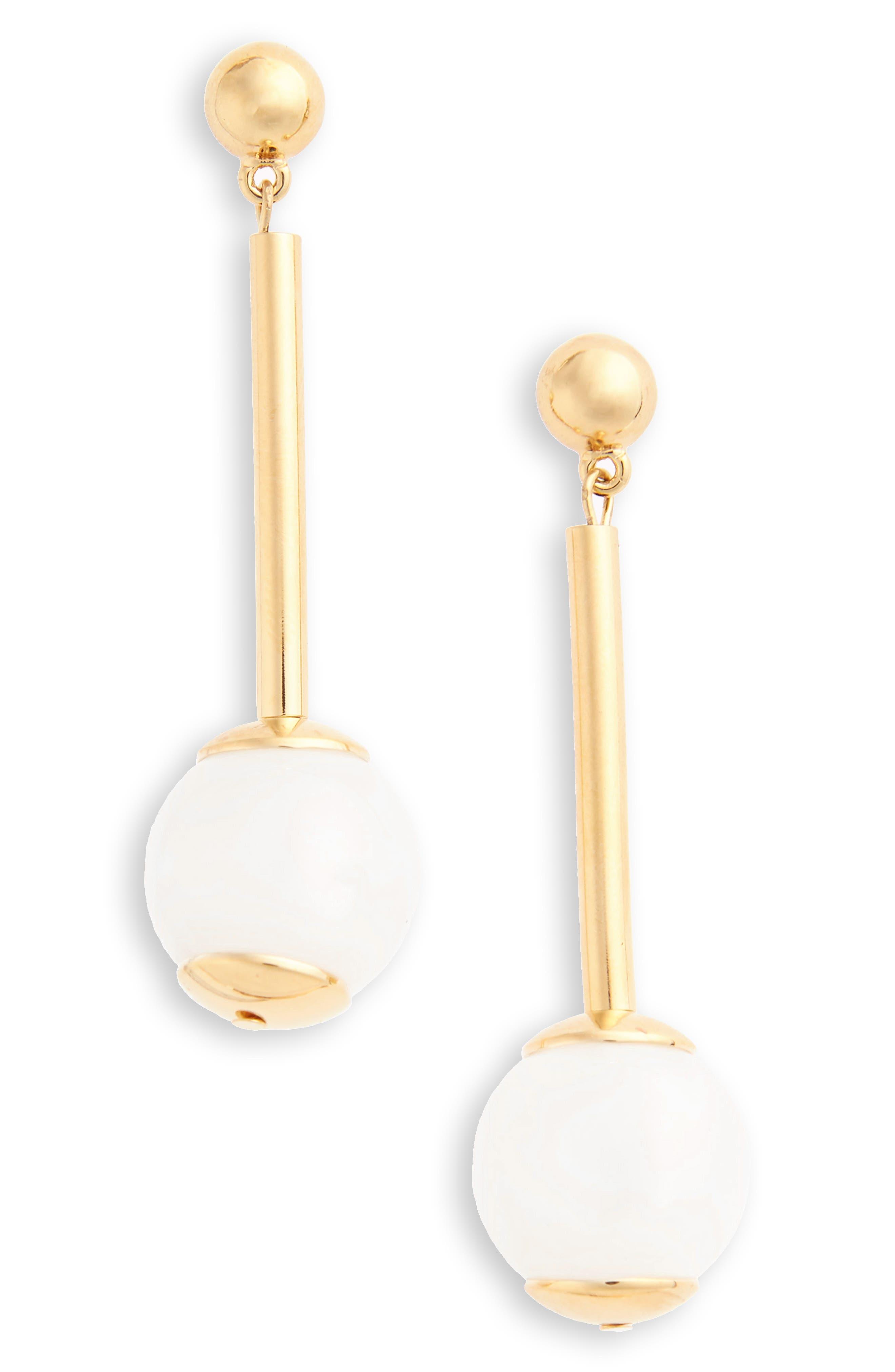 Pendulum Earrings,                             Main thumbnail 1, color,                             100