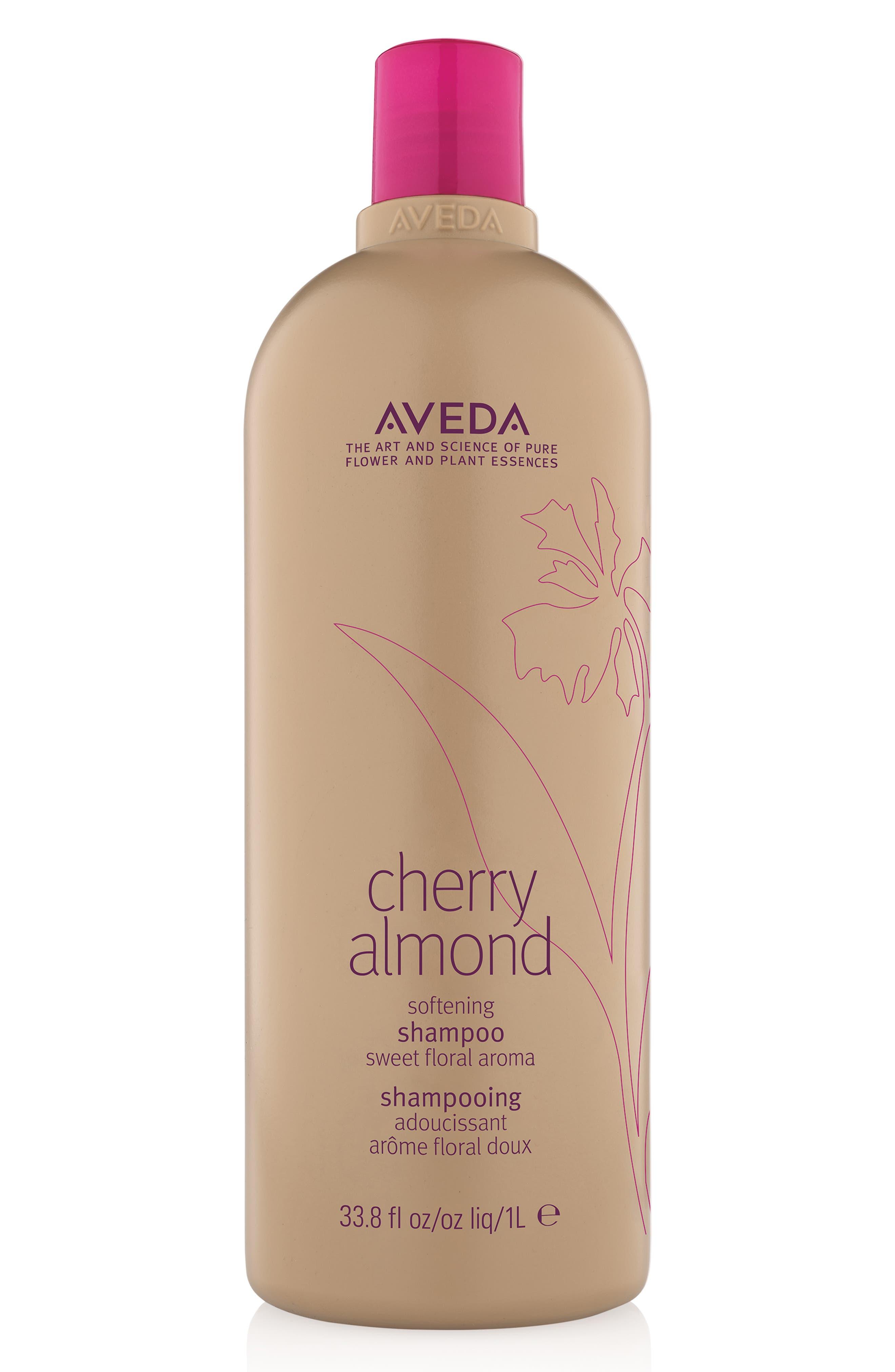 Cherry Almond Softening Shampoo,                             Main thumbnail 1, color,                             NO COLOR