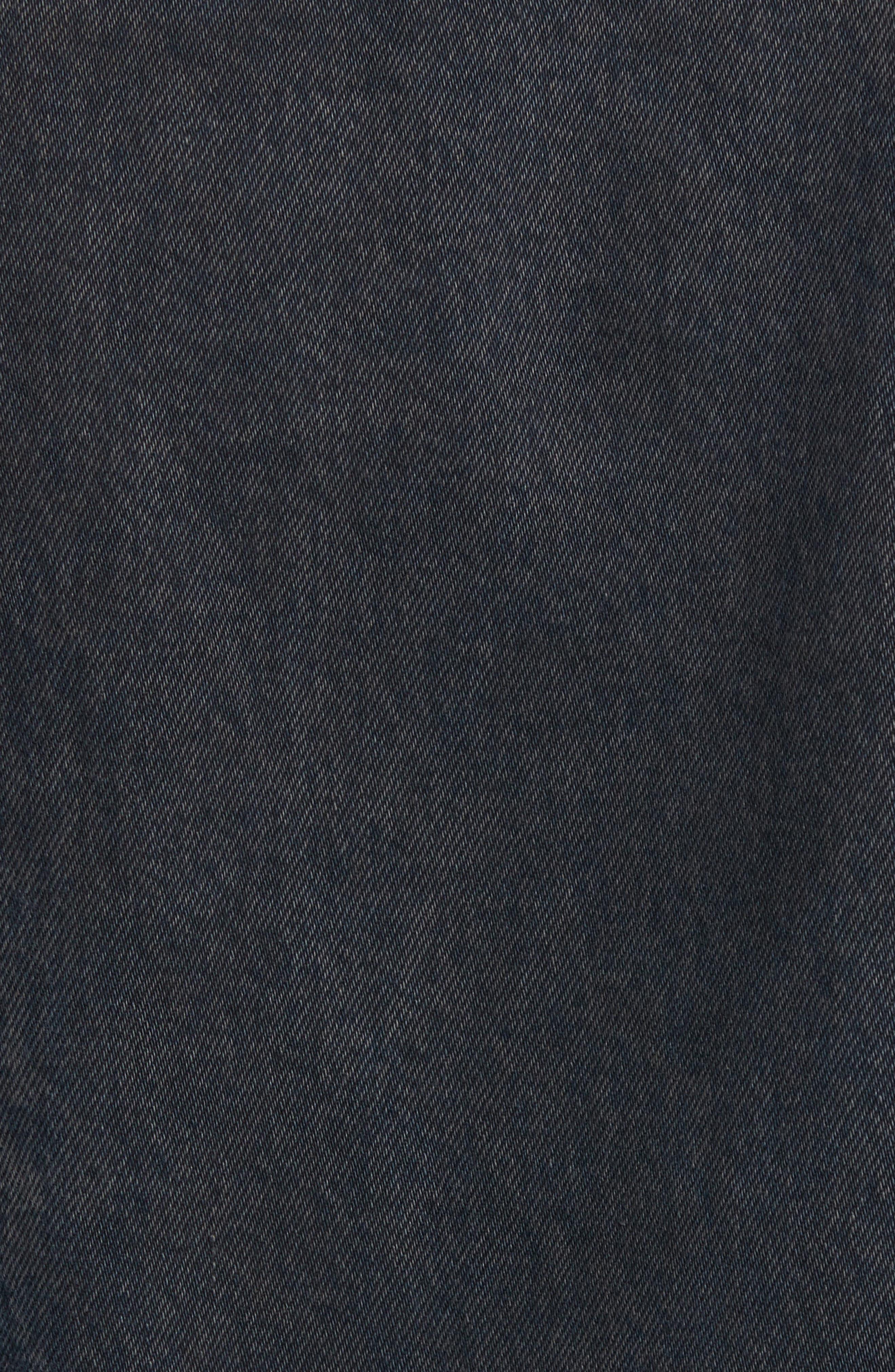 Trucker Denim Jacket,                             Alternate thumbnail 6, color,                             020