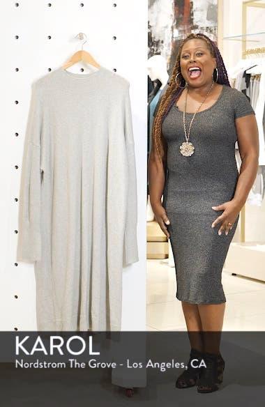 Mock Neck Sweater Dress, sales video thumbnail