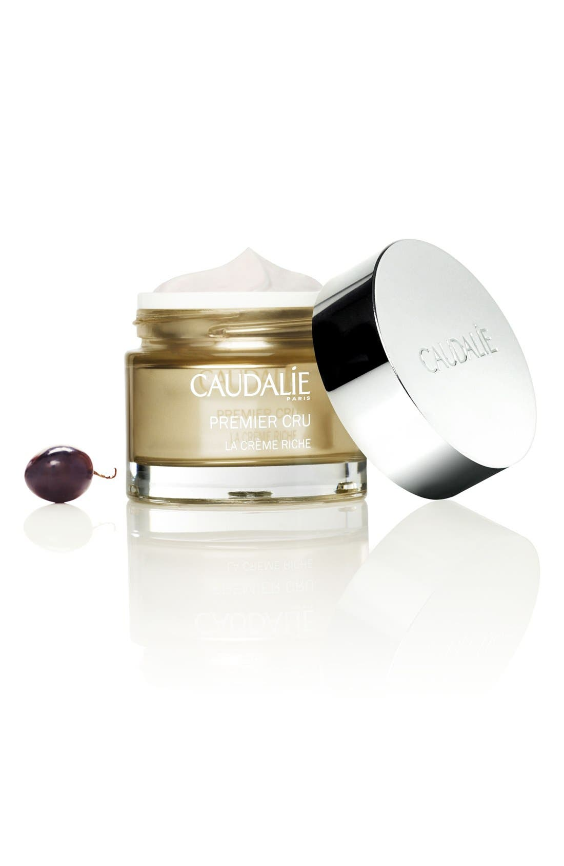Premier Cru La Crème Rich Ultimate Anti-Aging Rich Cream,                             Alternate thumbnail 3, color,                             000