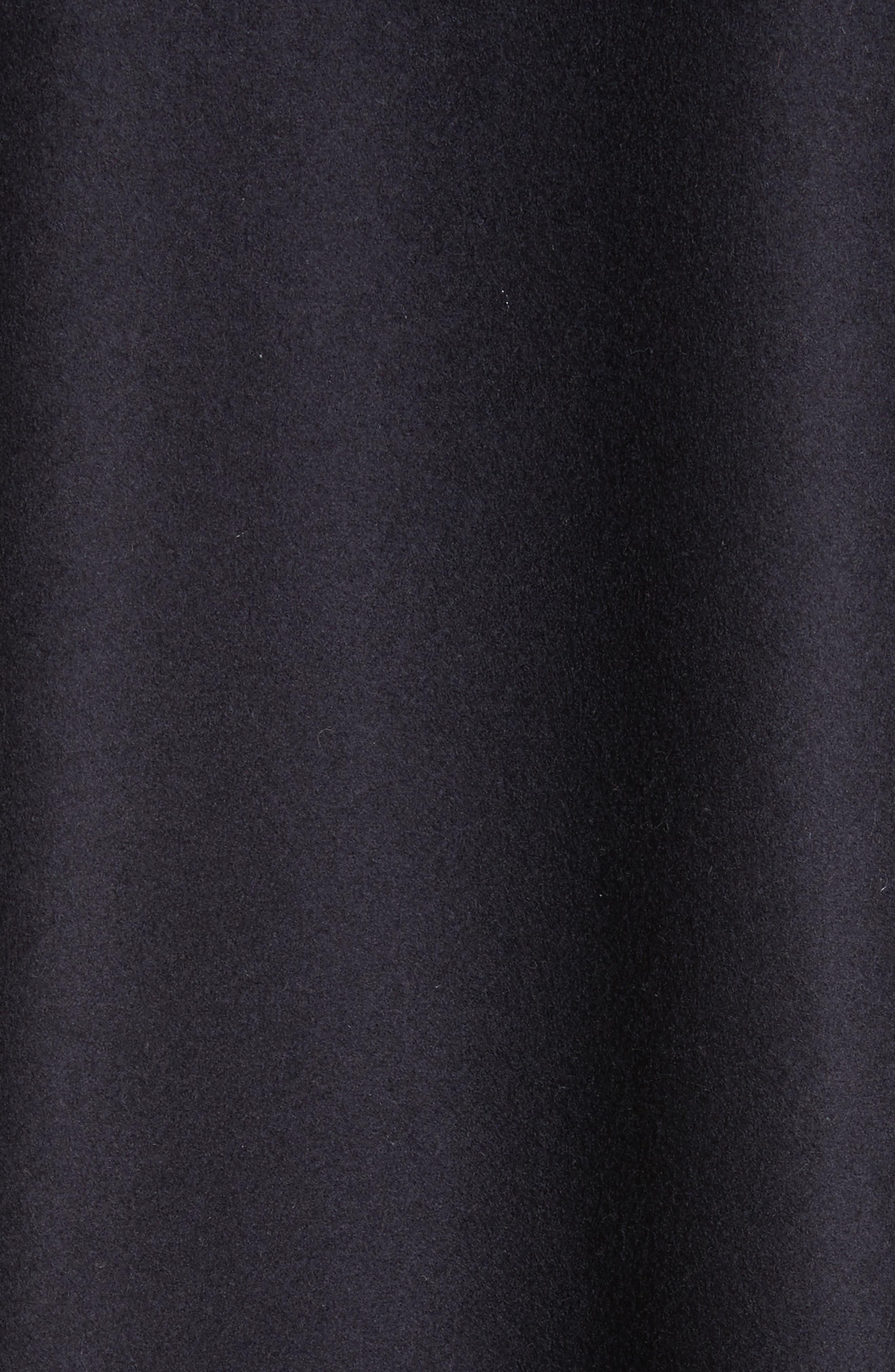 Grenat Wool & Cashmere Hooded Jacket,                             Alternate thumbnail 5, color,                             419