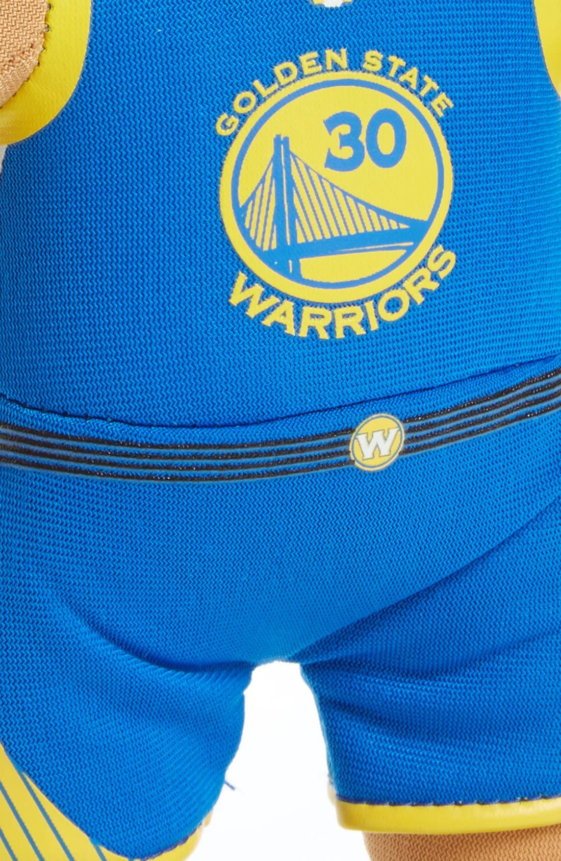 BLEACHER CREATURES,                             Golden State Warriors Steph Curry Plush Toy,                             Alternate thumbnail 3, color,                             499