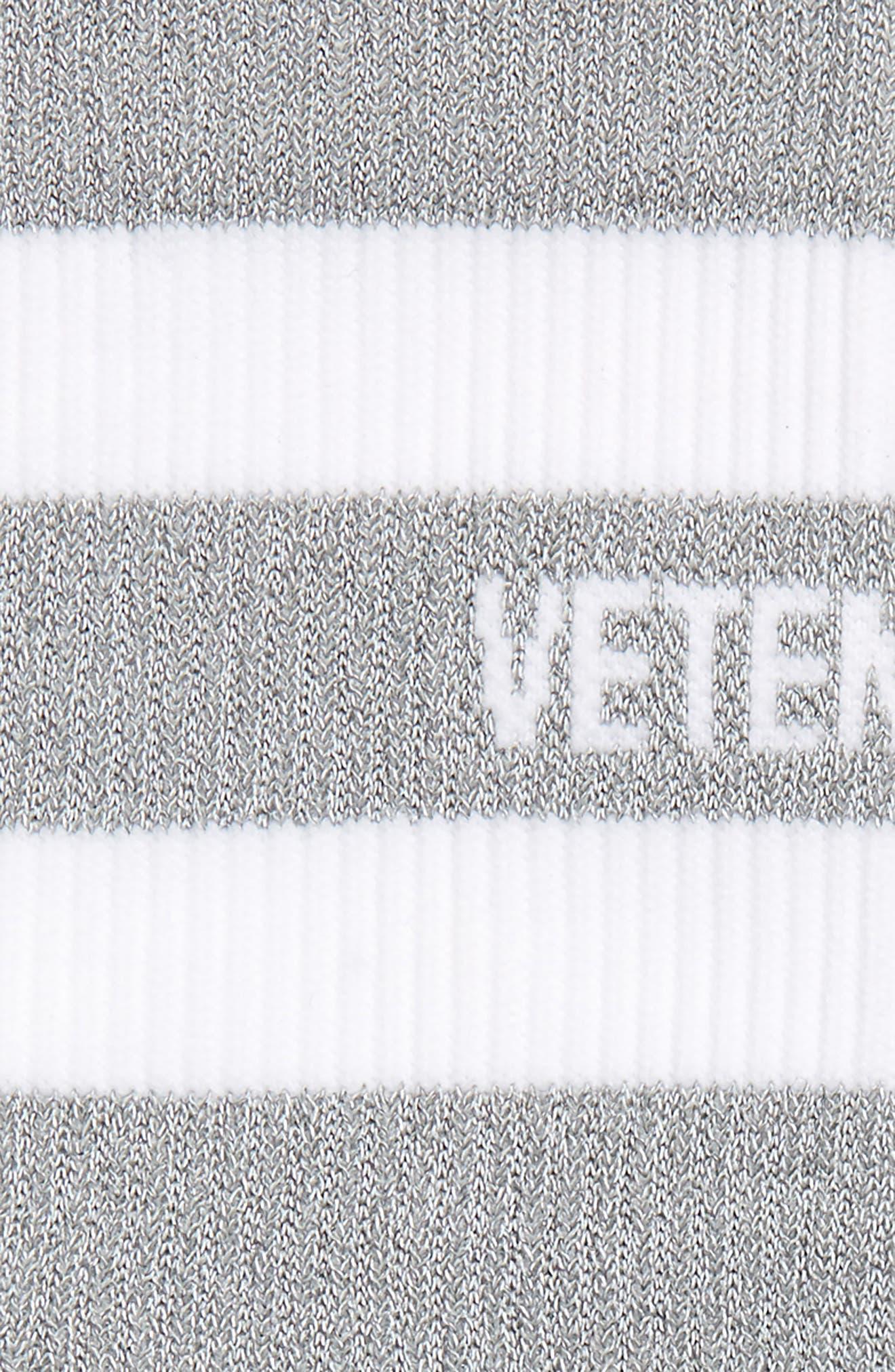 Reflective Socks,                             Alternate thumbnail 3, color,                             020