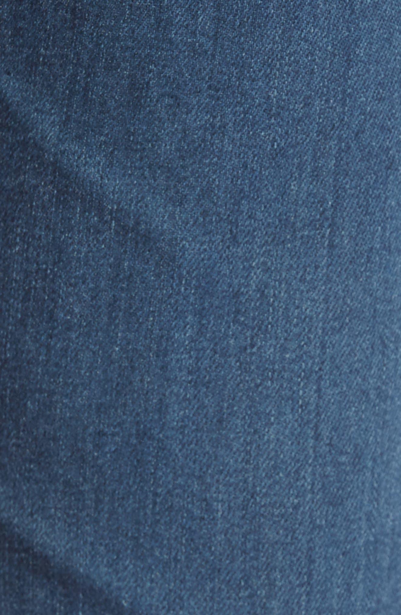 Graduate Slim Straight Leg Jeans,                             Alternate thumbnail 9, color,