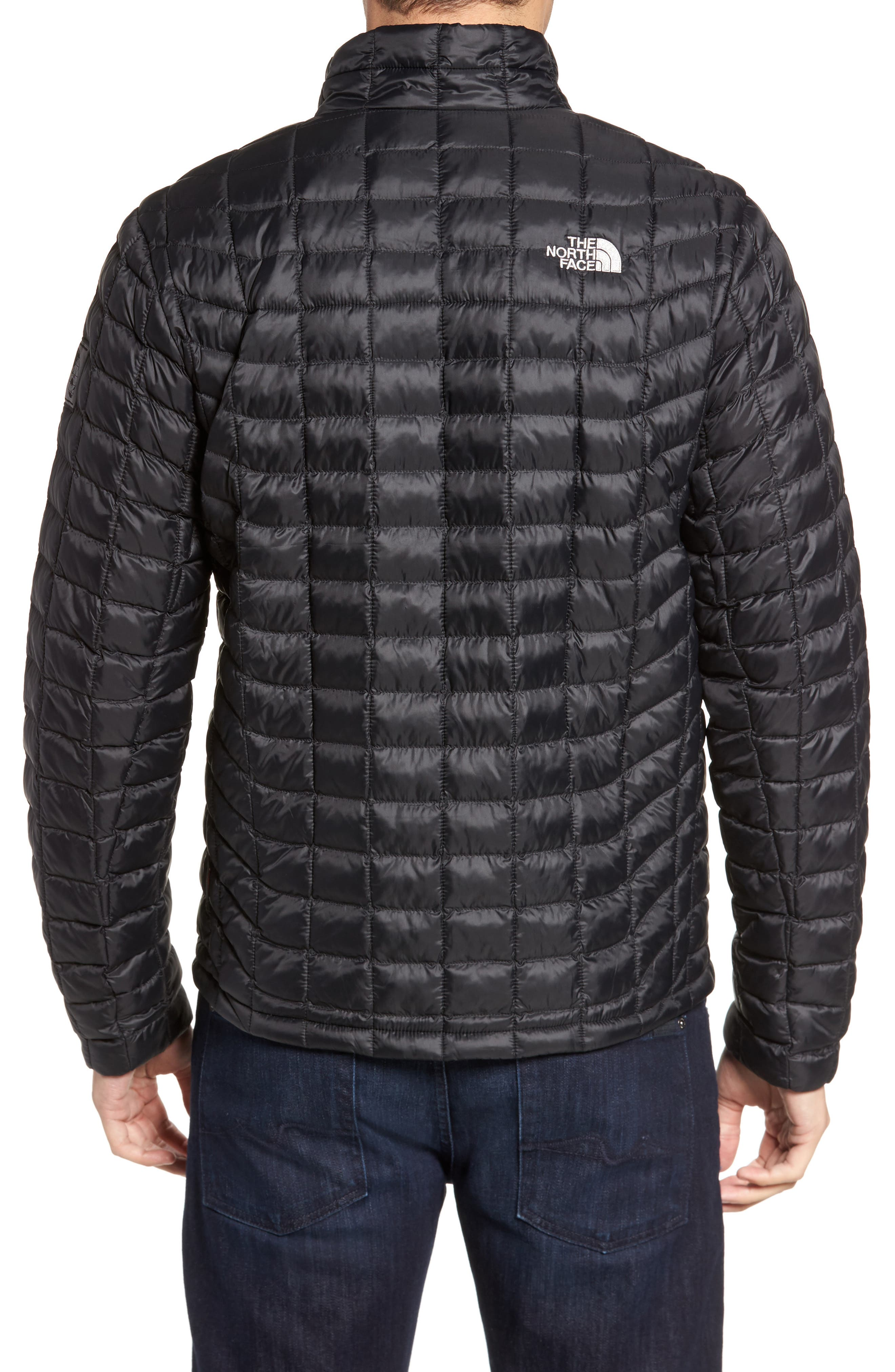 International Collection ThermoBall PrimaLoft<sup>®</sup> Jacket,                             Alternate thumbnail 2, color,                             001