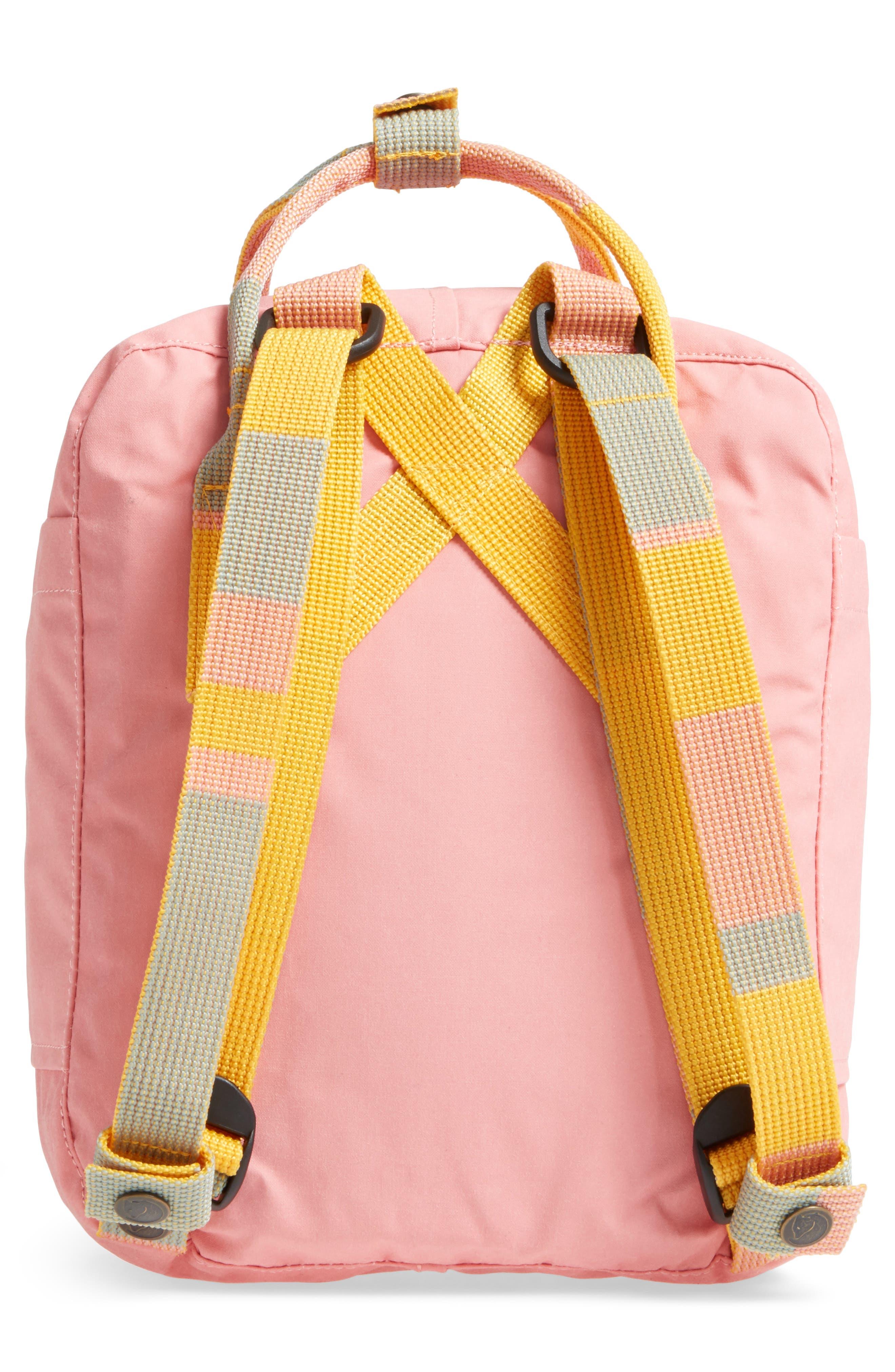 Mini Kånken Backpack,                             Alternate thumbnail 3, color,                             699
