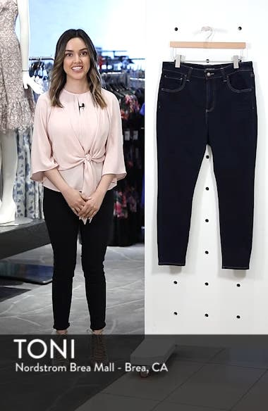 Emma High Rise Legging Jeans, sales video thumbnail