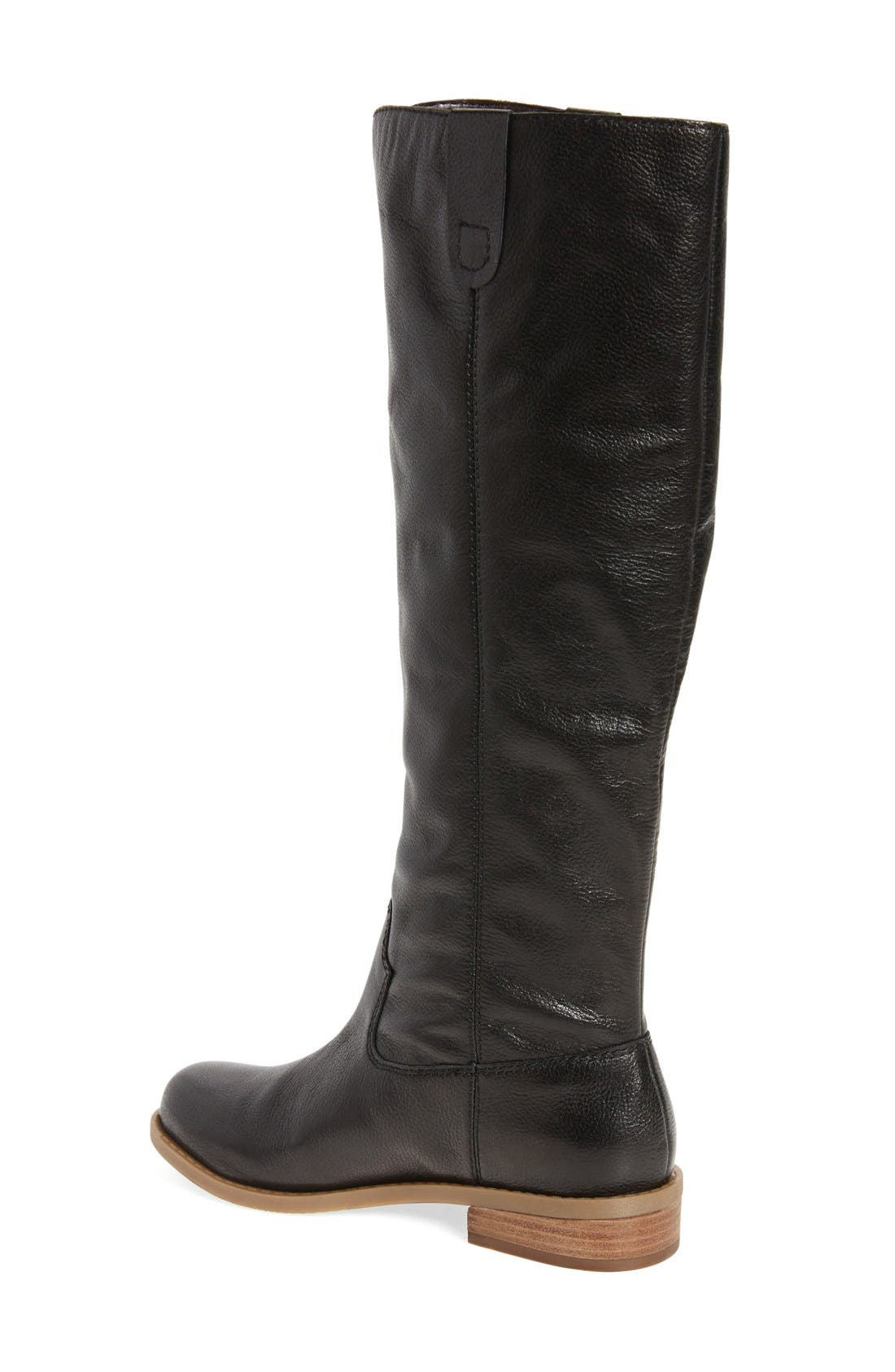 Hawn Knee High Boot,                             Alternate thumbnail 6, color,