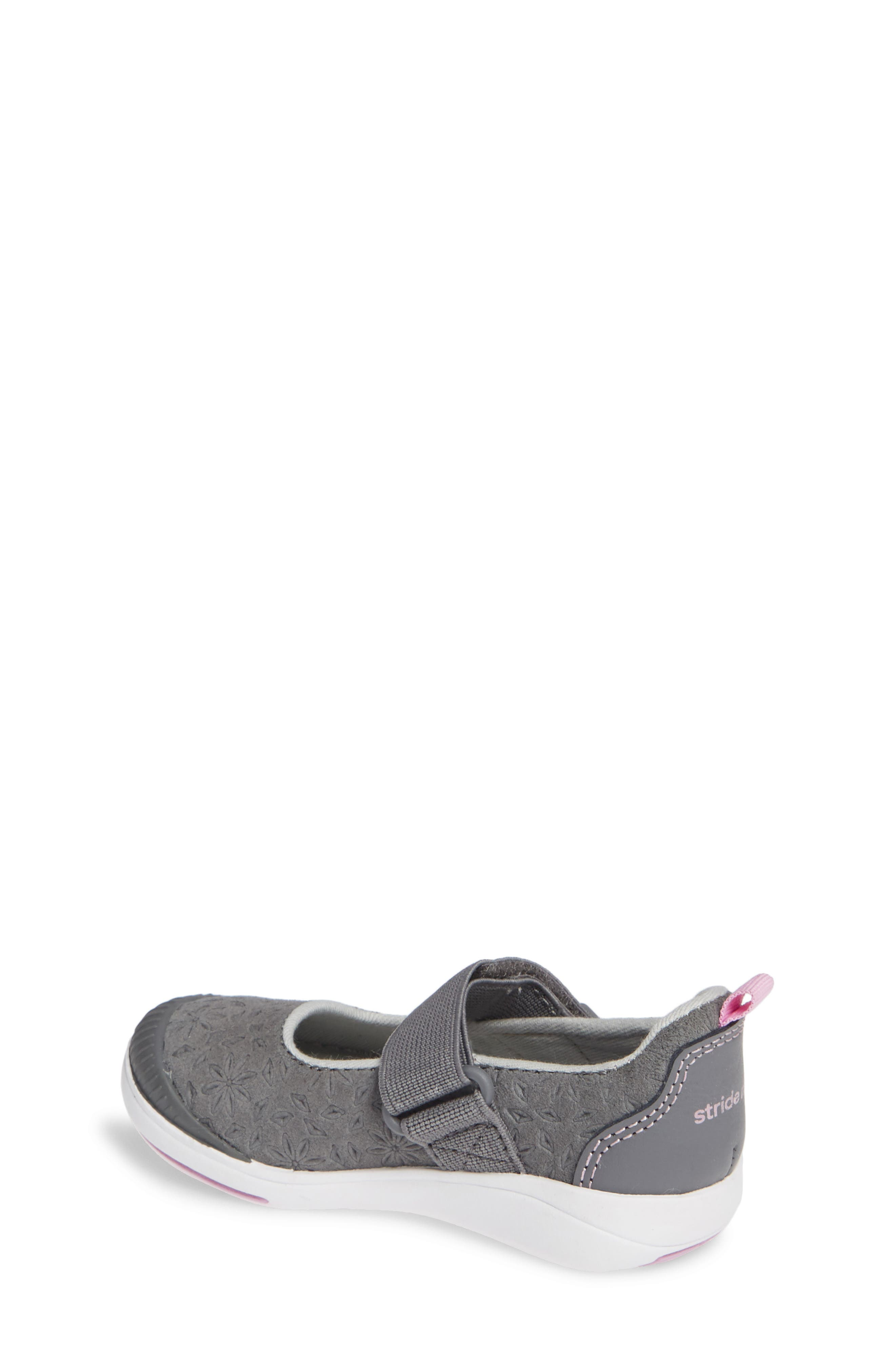 Made2Play<sup>®</sup> Lia Washable Mary Jane Sneaker,                             Alternate thumbnail 2, color,                             GREY
