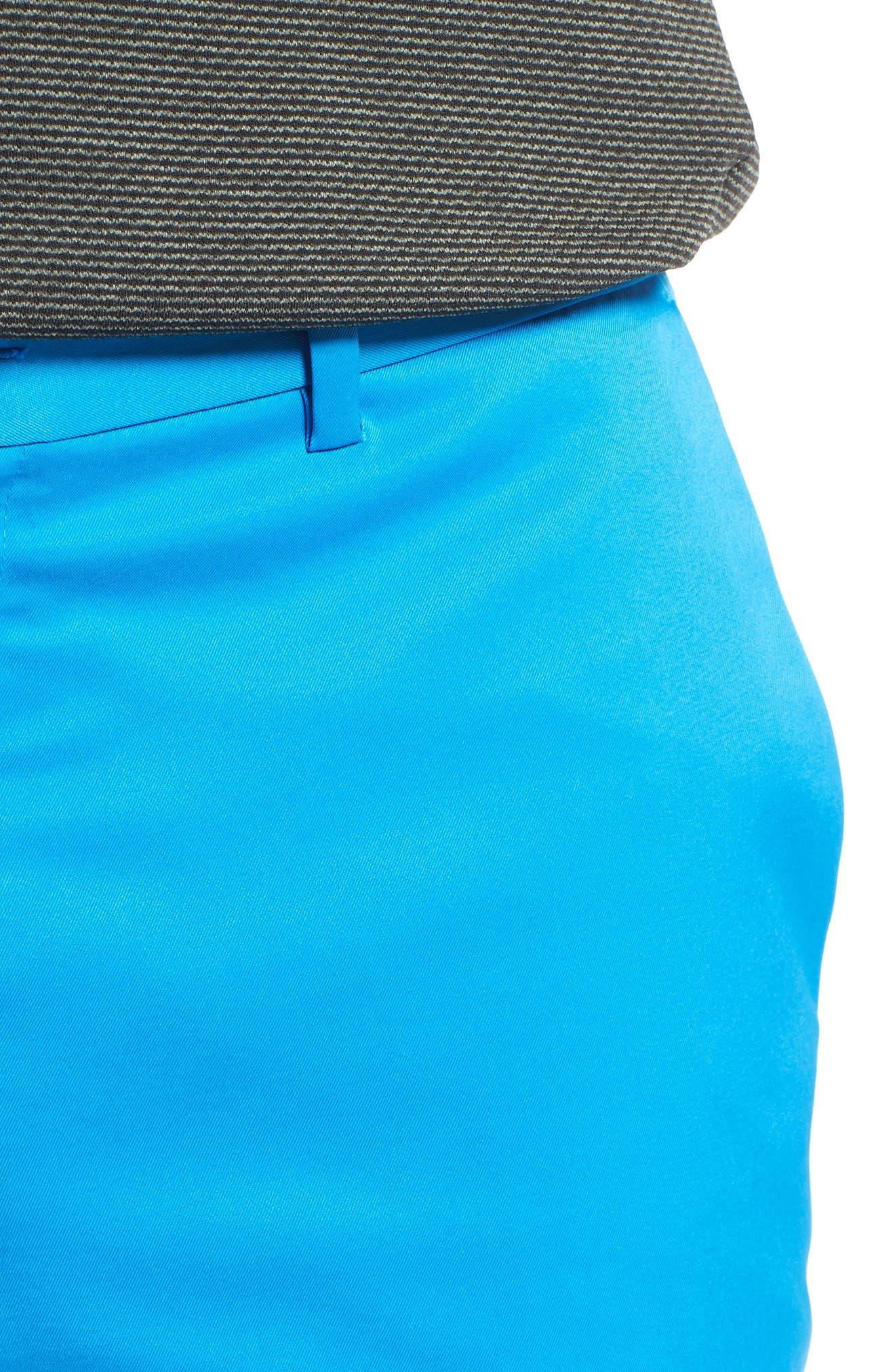 Flat Front Dri-FIT Tech Golf Pants,                             Alternate thumbnail 32, color,