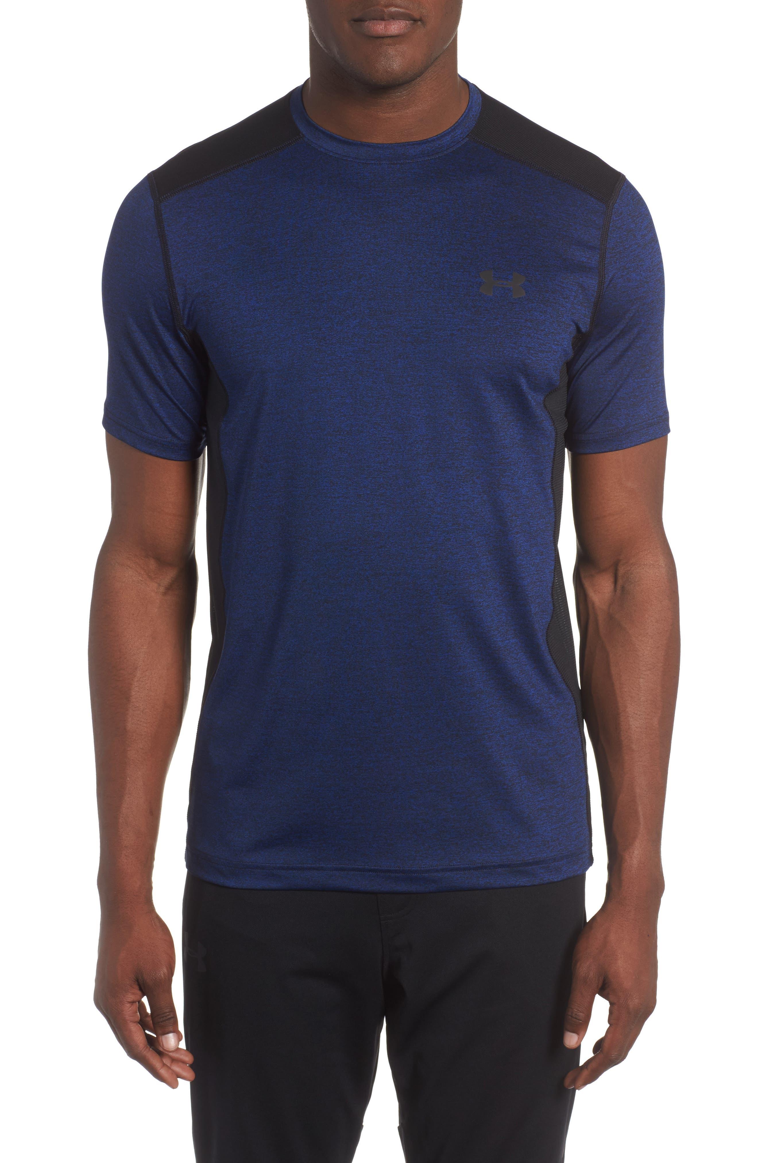'Raid' HeatGear<sup>®</sup> Training T-Shirt,                             Main thumbnail 16, color,