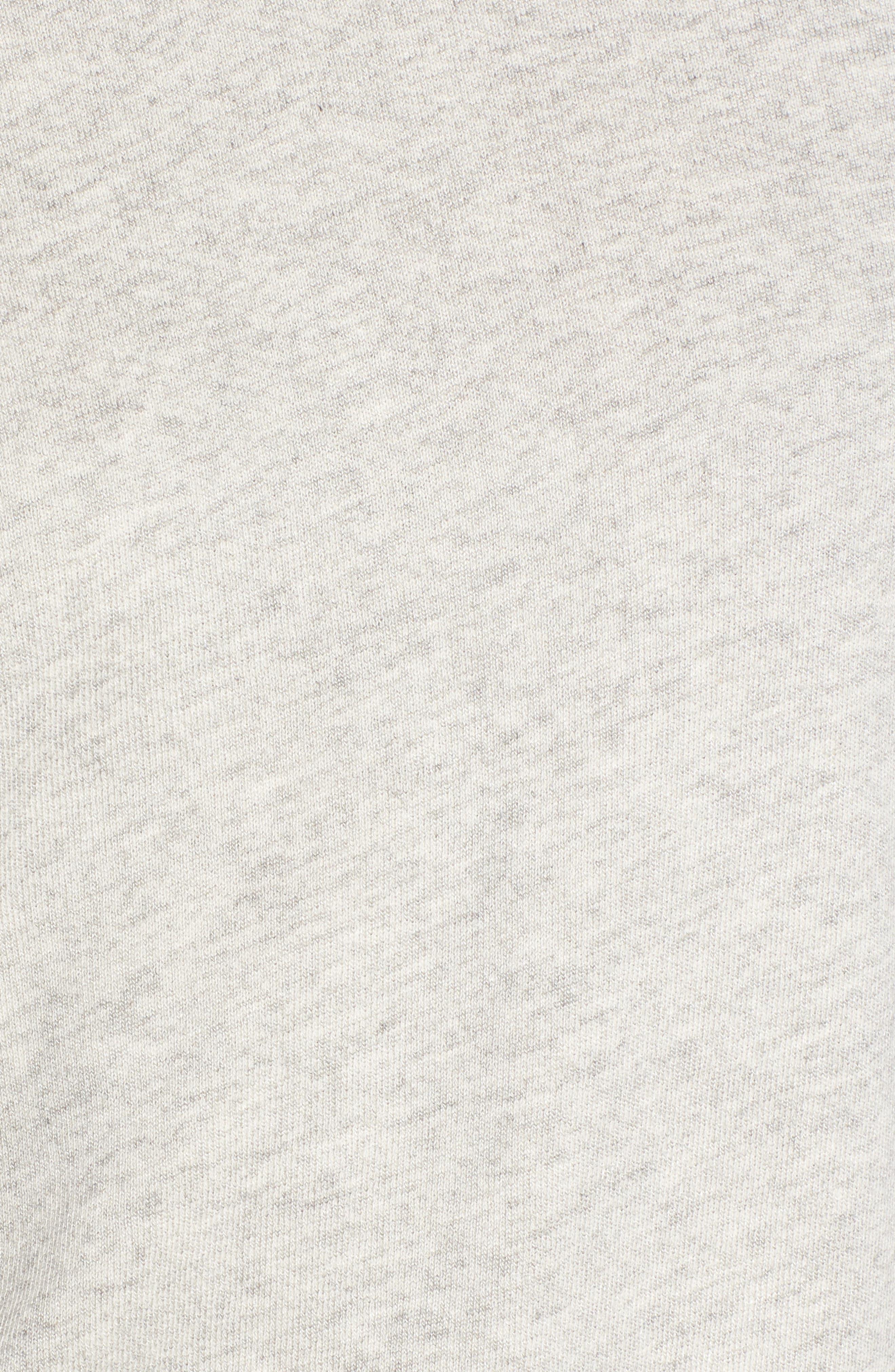 Belize Deconstructed Sweatshirt,                             Alternate thumbnail 5, color,                             030