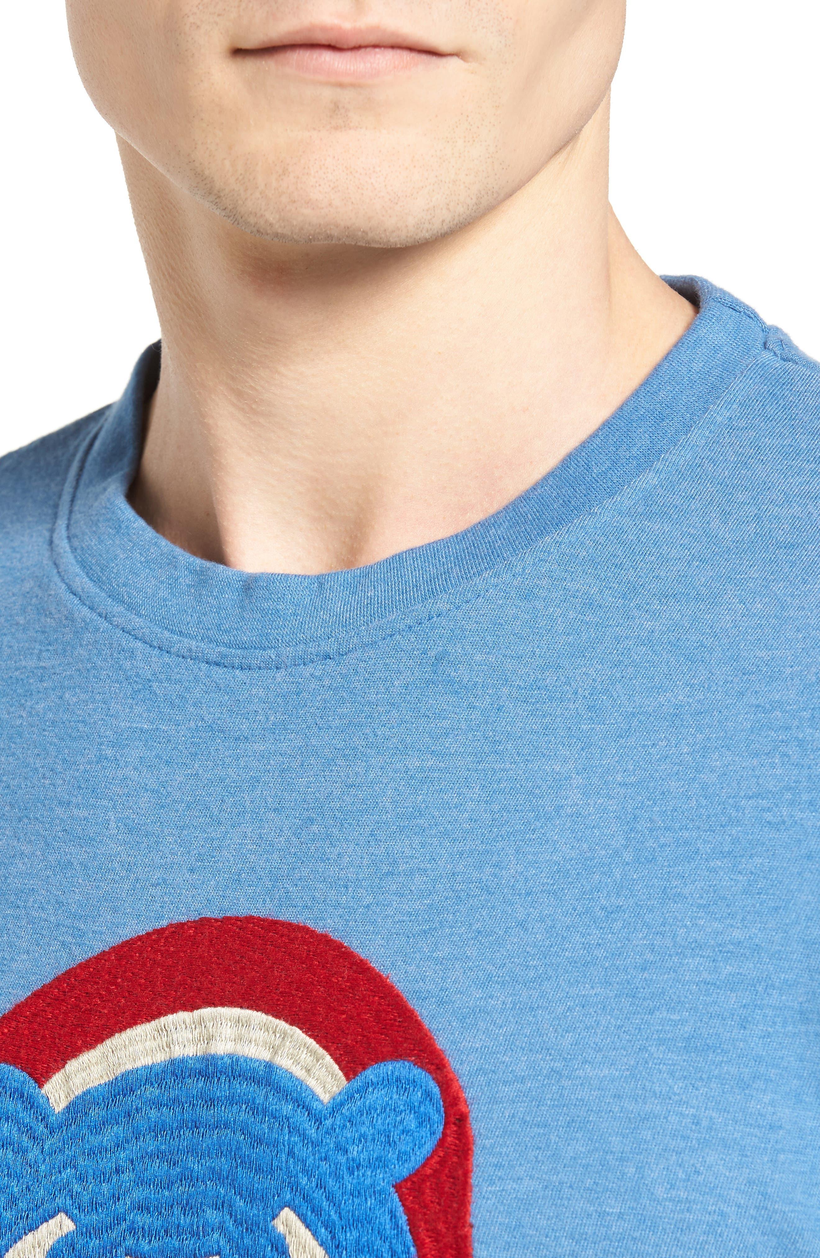 Hillwood Chicago Cubs T-Shirt,                             Alternate thumbnail 4, color,                             450