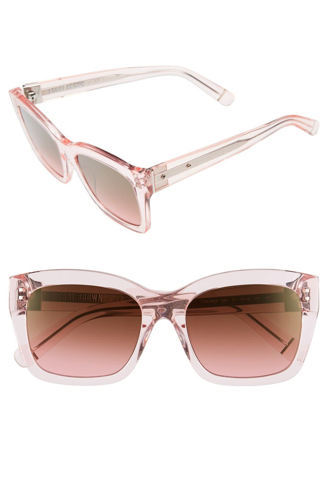 'Ava' 54mm Sunglasses,                             Main thumbnail 5, color,