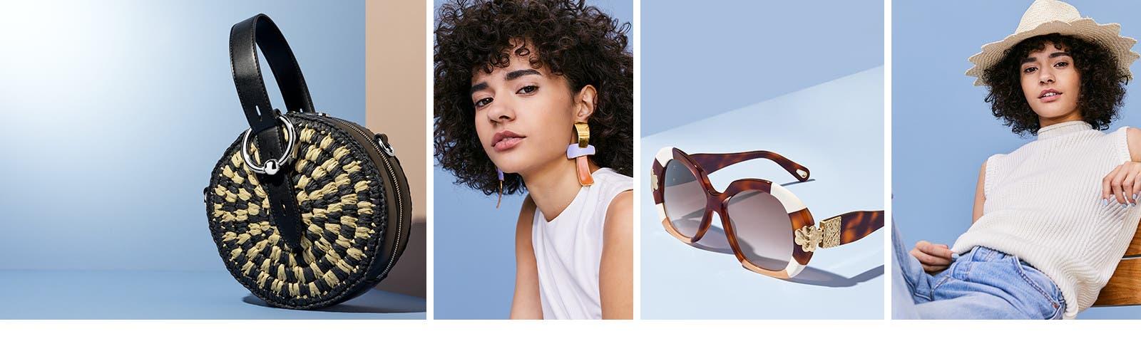 New women's accessories.