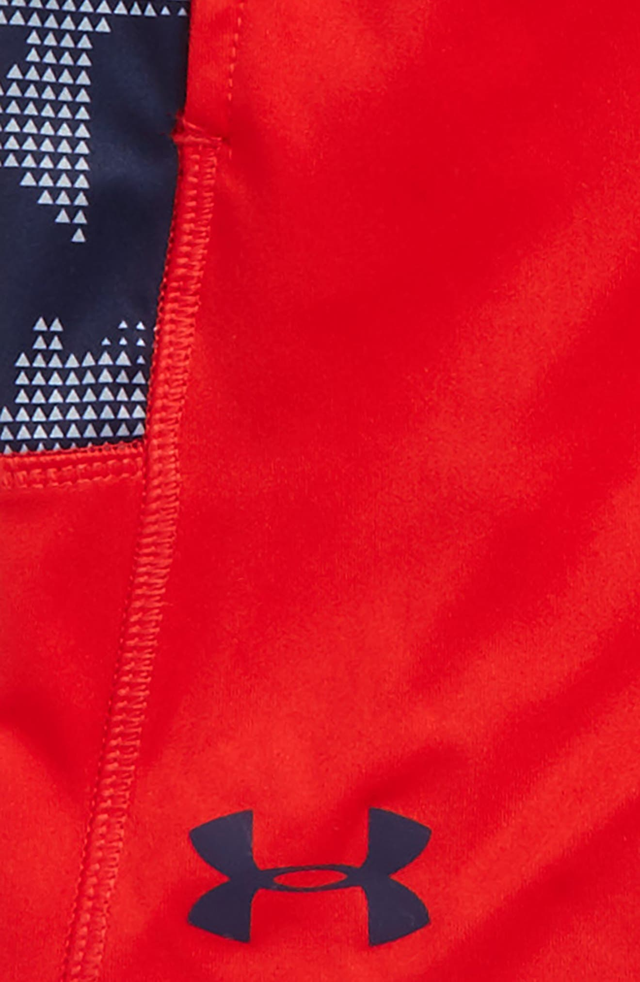 Utility Camo Stunt Athletic Shorts,                             Alternate thumbnail 3, color,