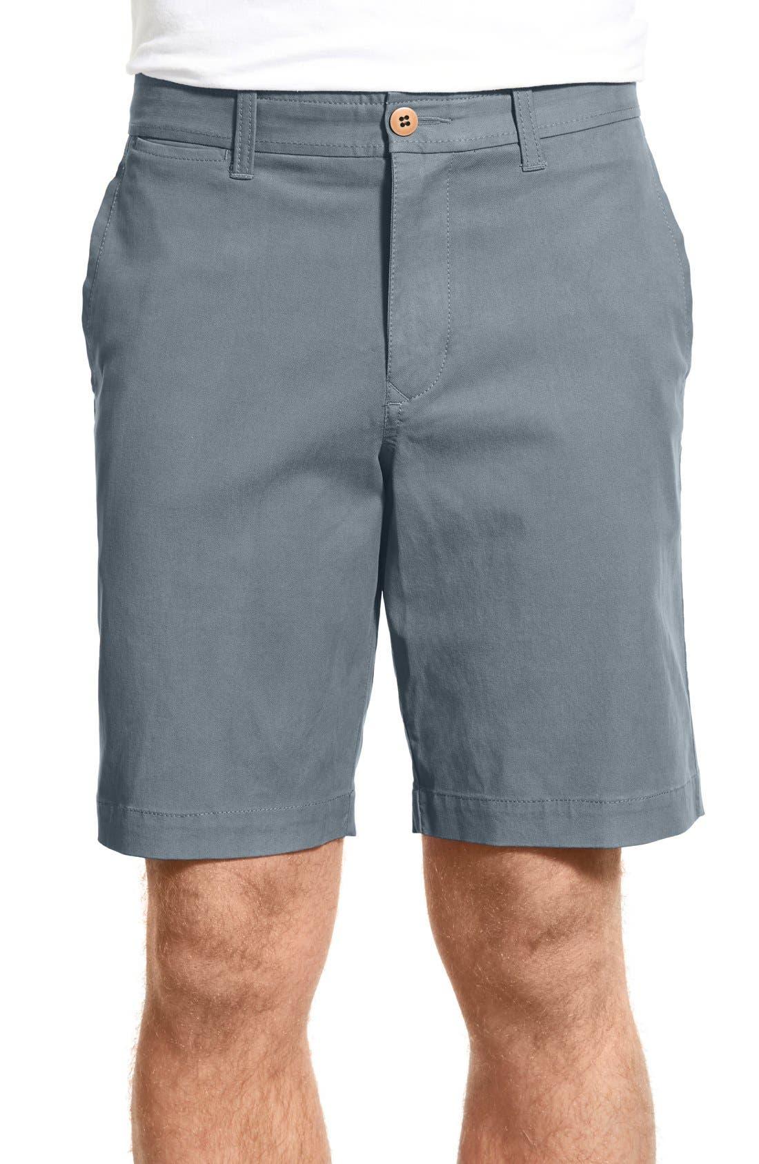 'Offshore' Flat Front Shorts,                             Main thumbnail 10, color,