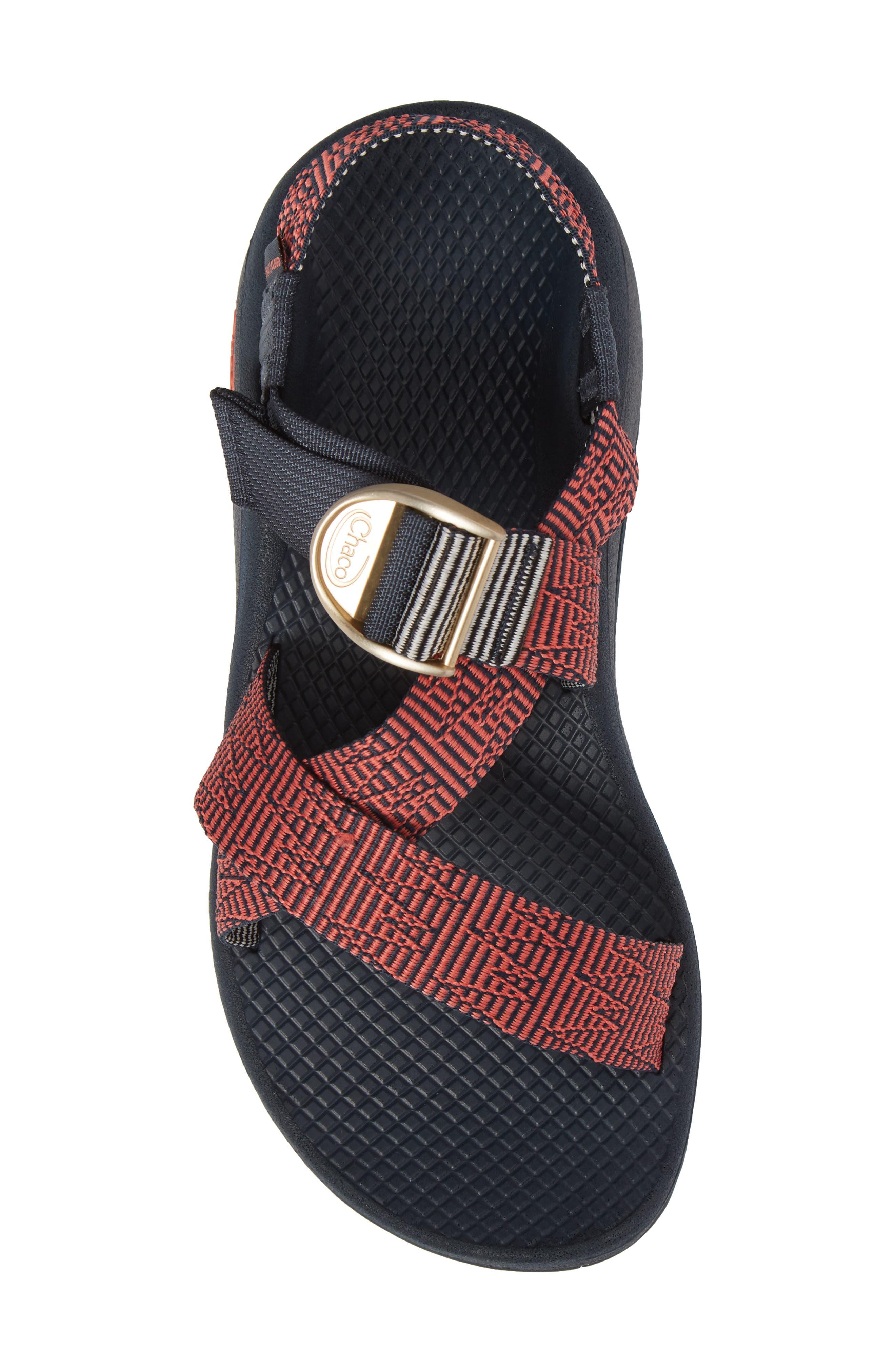 Mega Z/Cloud Sport Sandal,                             Alternate thumbnail 5, color,                             BLAZER NAVY