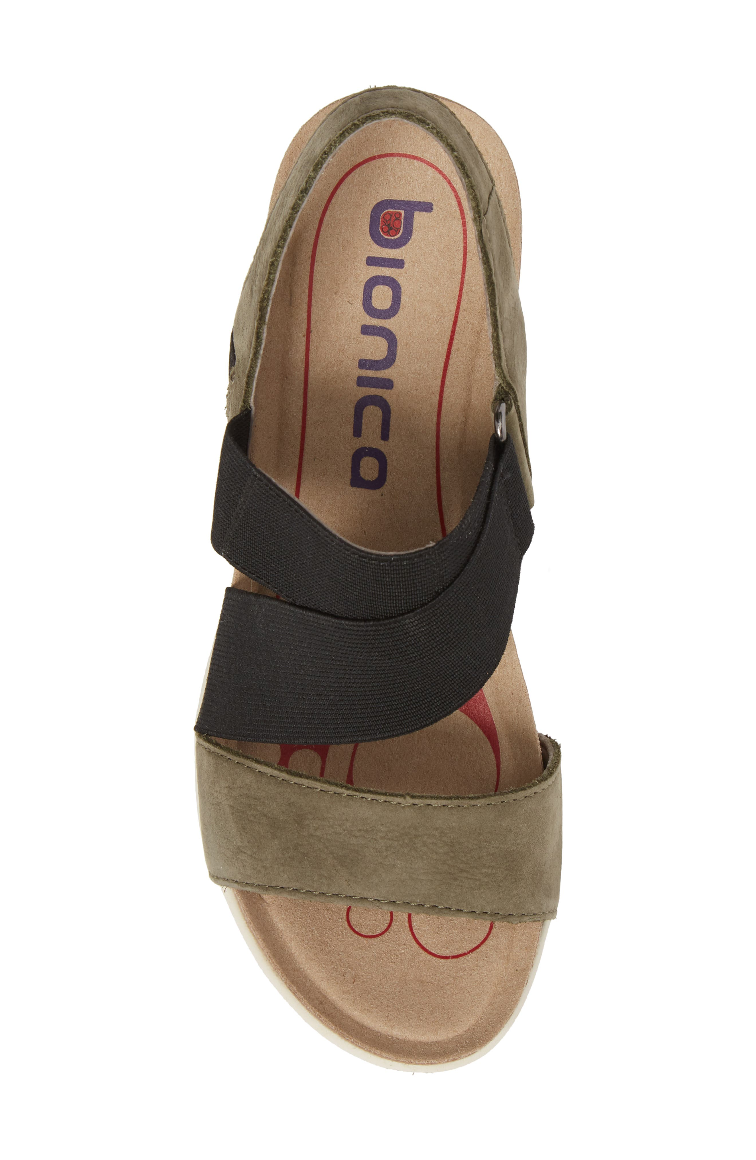Paisley Wedge Sandal,                             Alternate thumbnail 19, color,