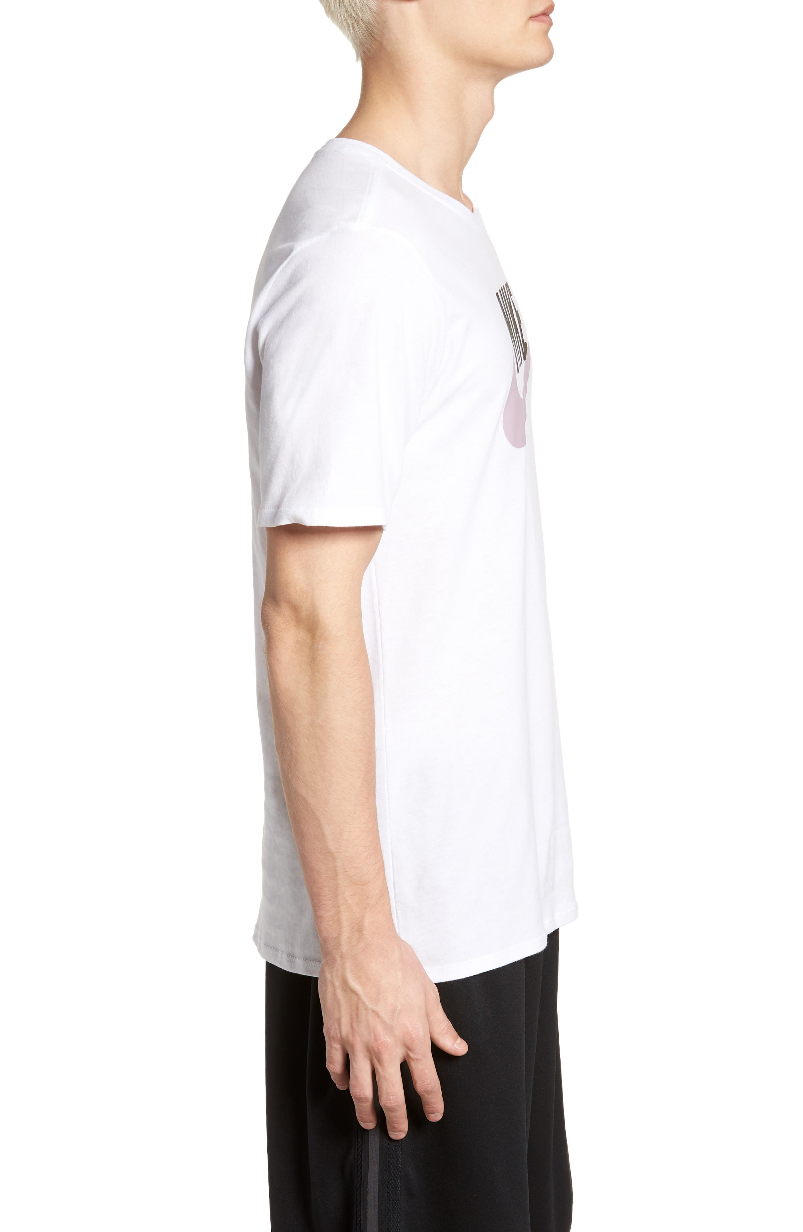 'Tee-Futura Icon' Graphic T-Shirt,                             Alternate thumbnail 44, color,