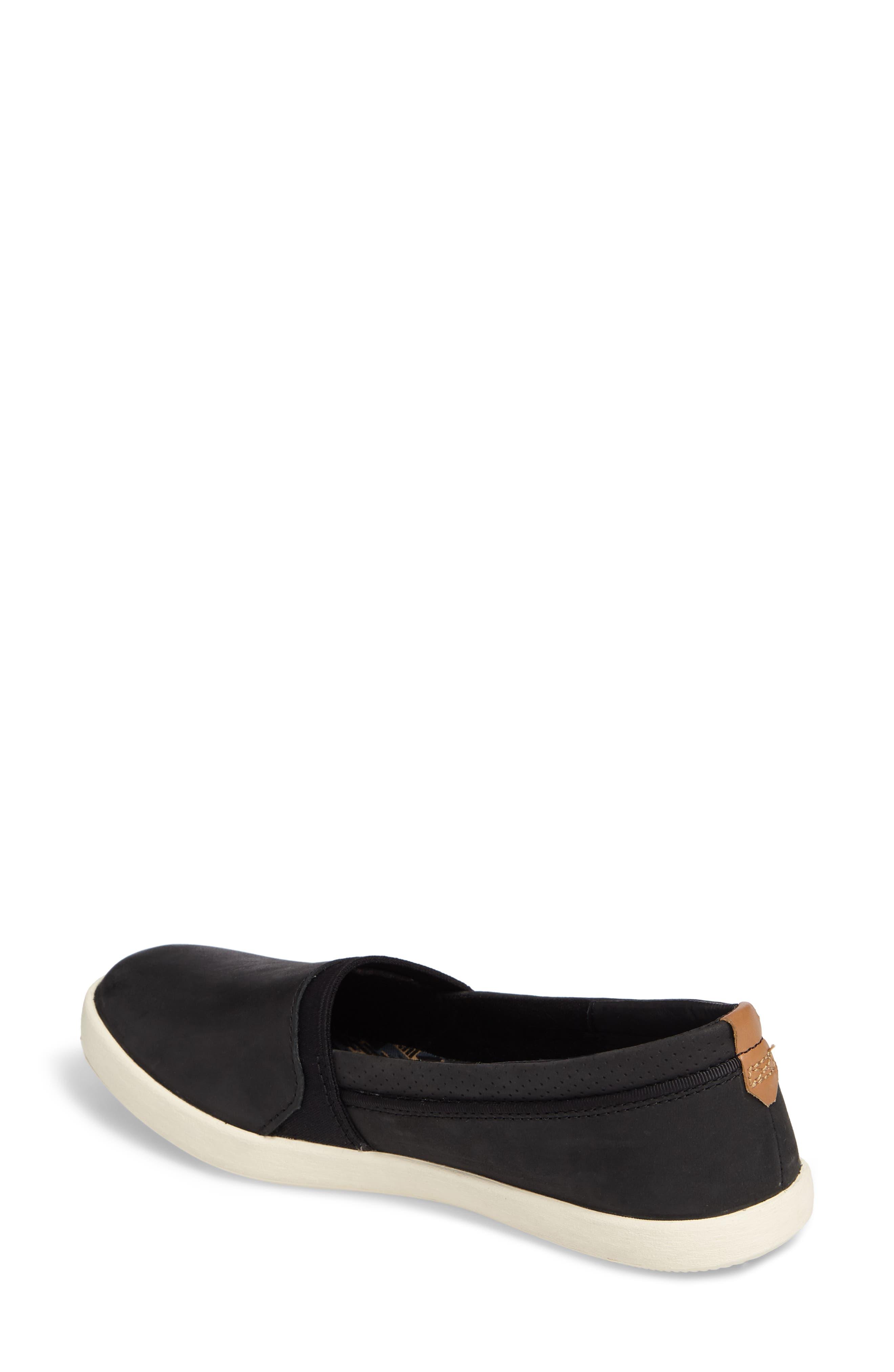 Willow Slip-On Sneaker,                             Alternate thumbnail 2, color,                             001