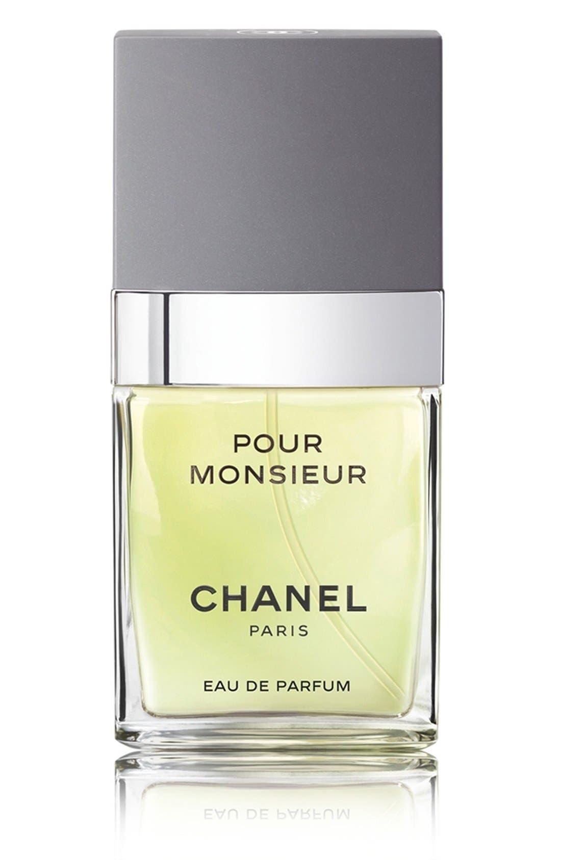 POUR MONSIEUR Eau de Parfum,                             Main thumbnail 1, color,                             NO COLOR