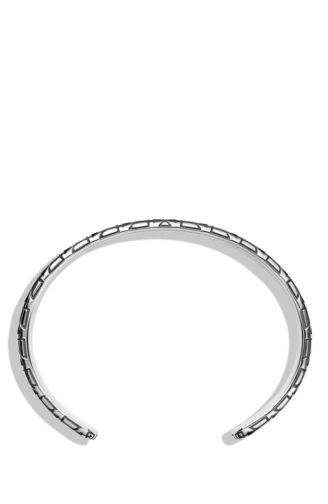 DAVID YURMAN,                             Southwest Cuff Bracelet with 18K Gold,                             Alternate thumbnail 2, color,                             040