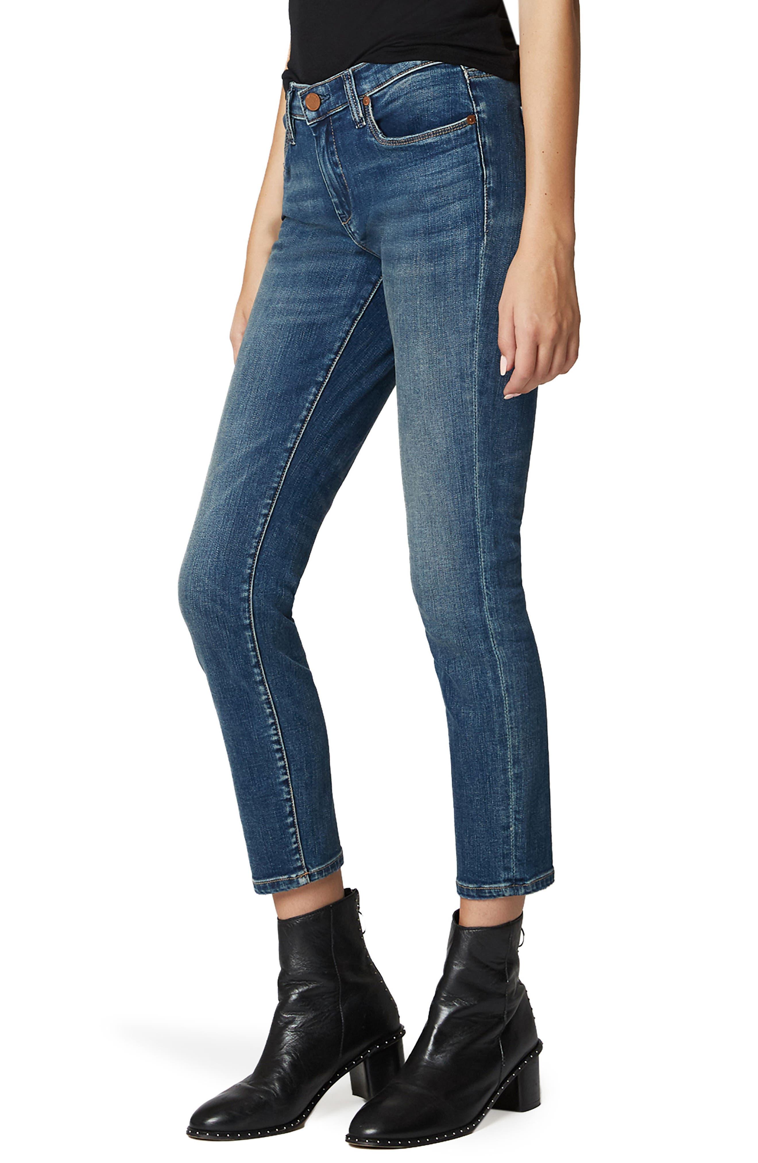 Skinny Jeans,                             Alternate thumbnail 3, color,                             VENDETTA