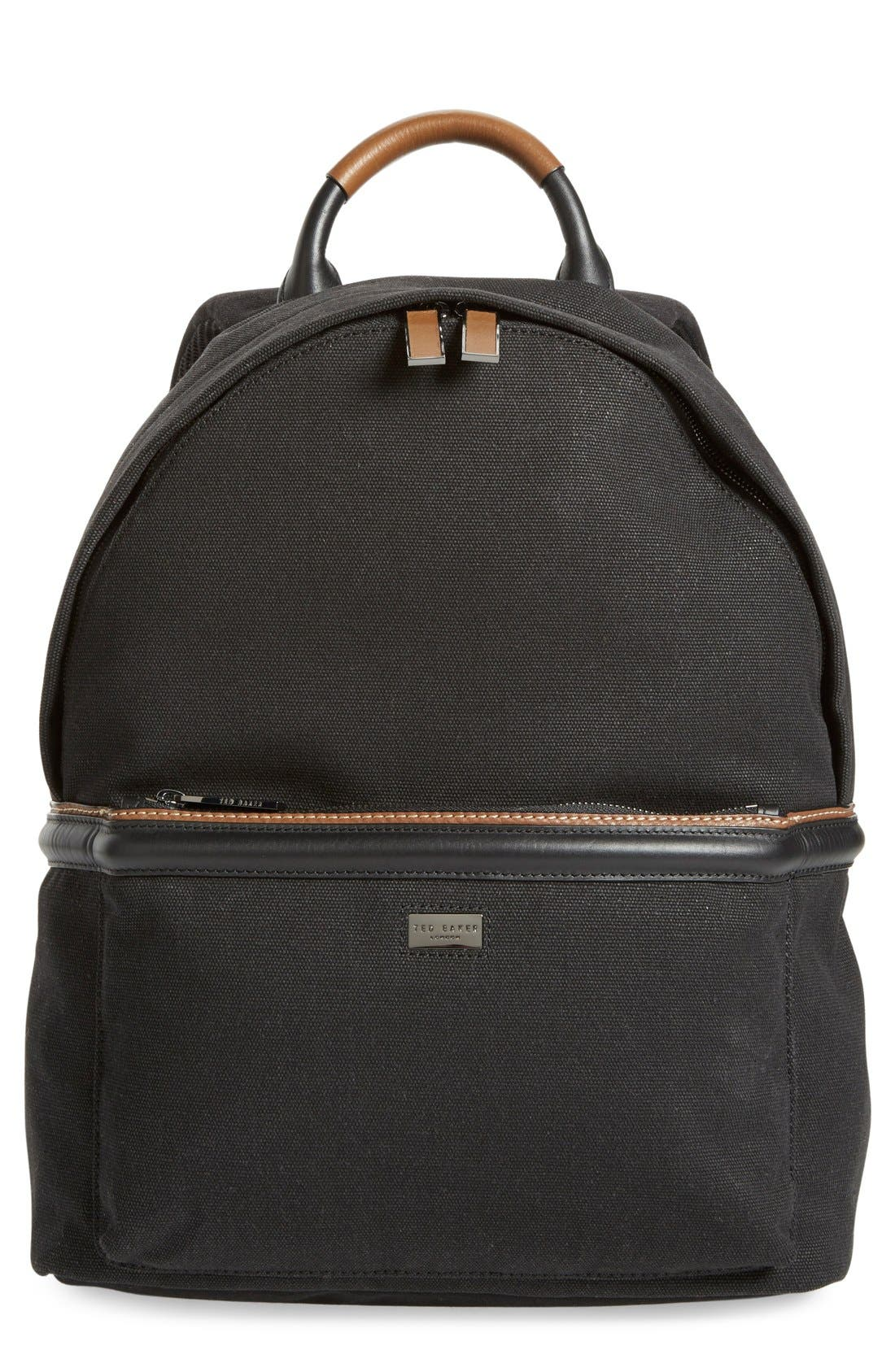 'Brandor' Backpack,                         Main,                         color, 001
