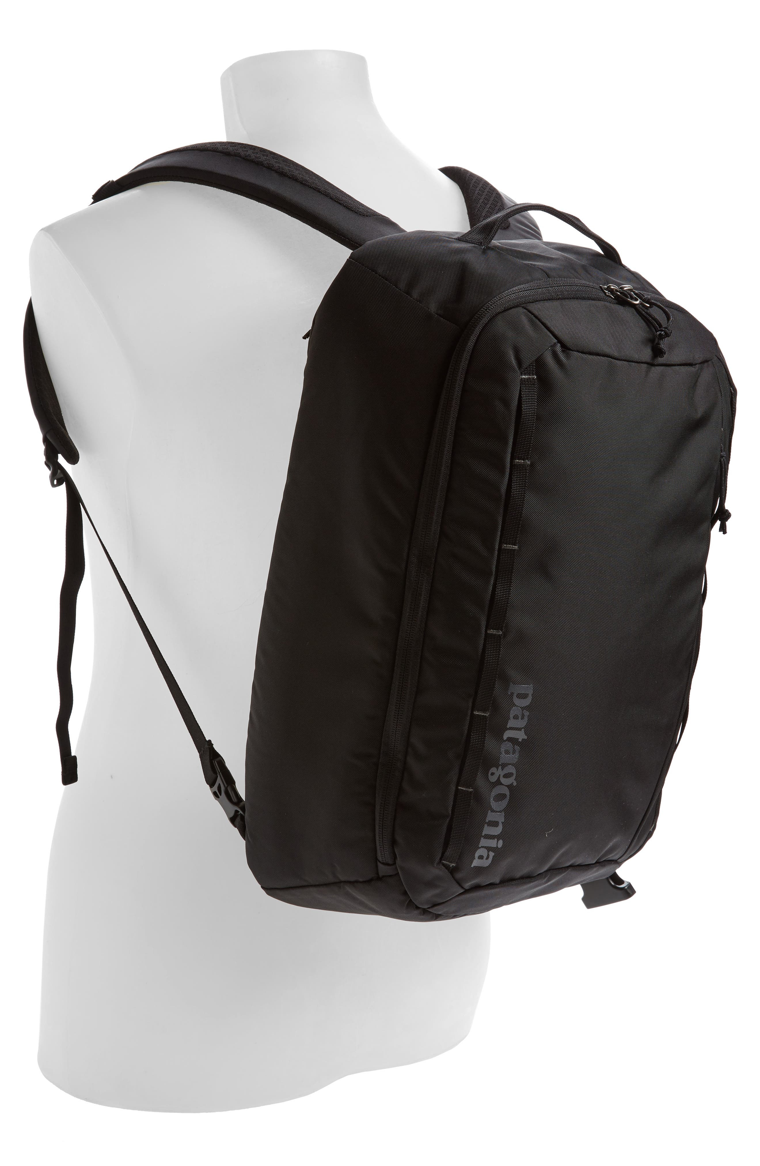 Tres 25-Liter Convertible Backpack,                             Alternate thumbnail 2, color,                             BLACK