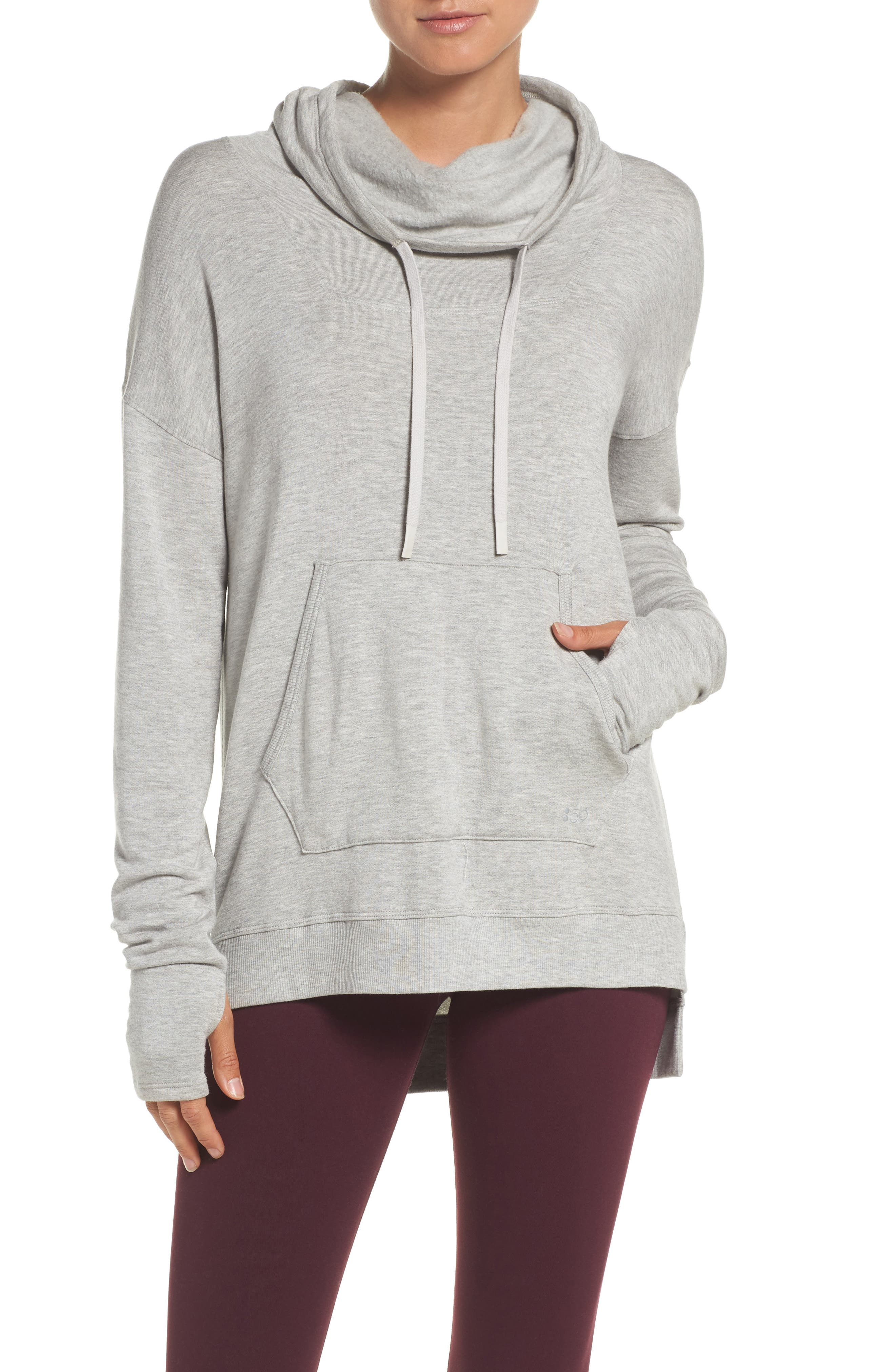 Restart Funnel Neck Pullover,                         Main,                         color, 020