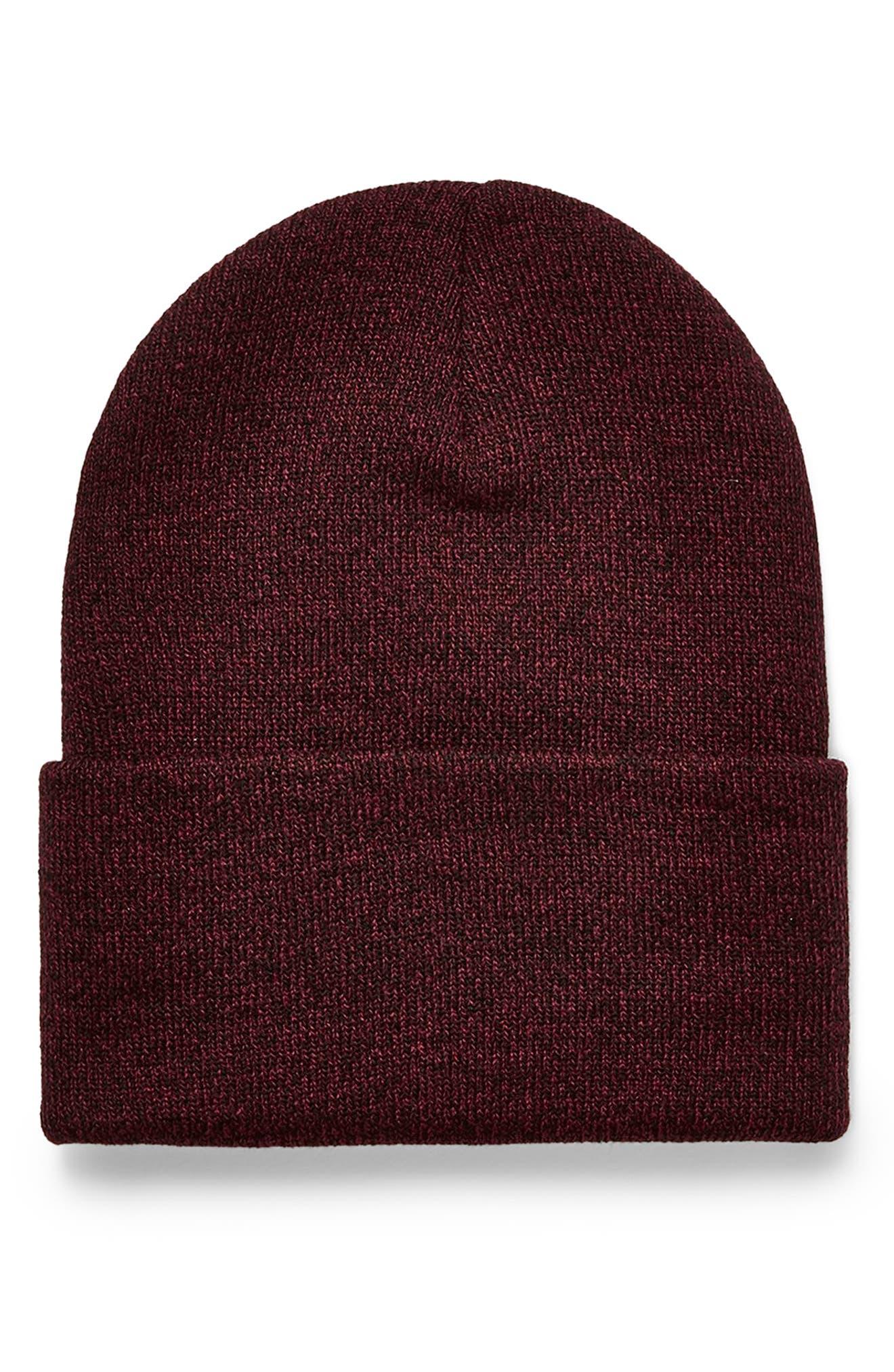 Knit Beanie,                             Main thumbnail 1, color,                             930