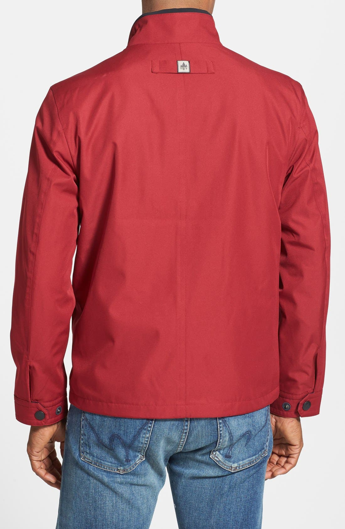 Waterproof & Windproof Bomber,                             Alternate thumbnail 11, color,