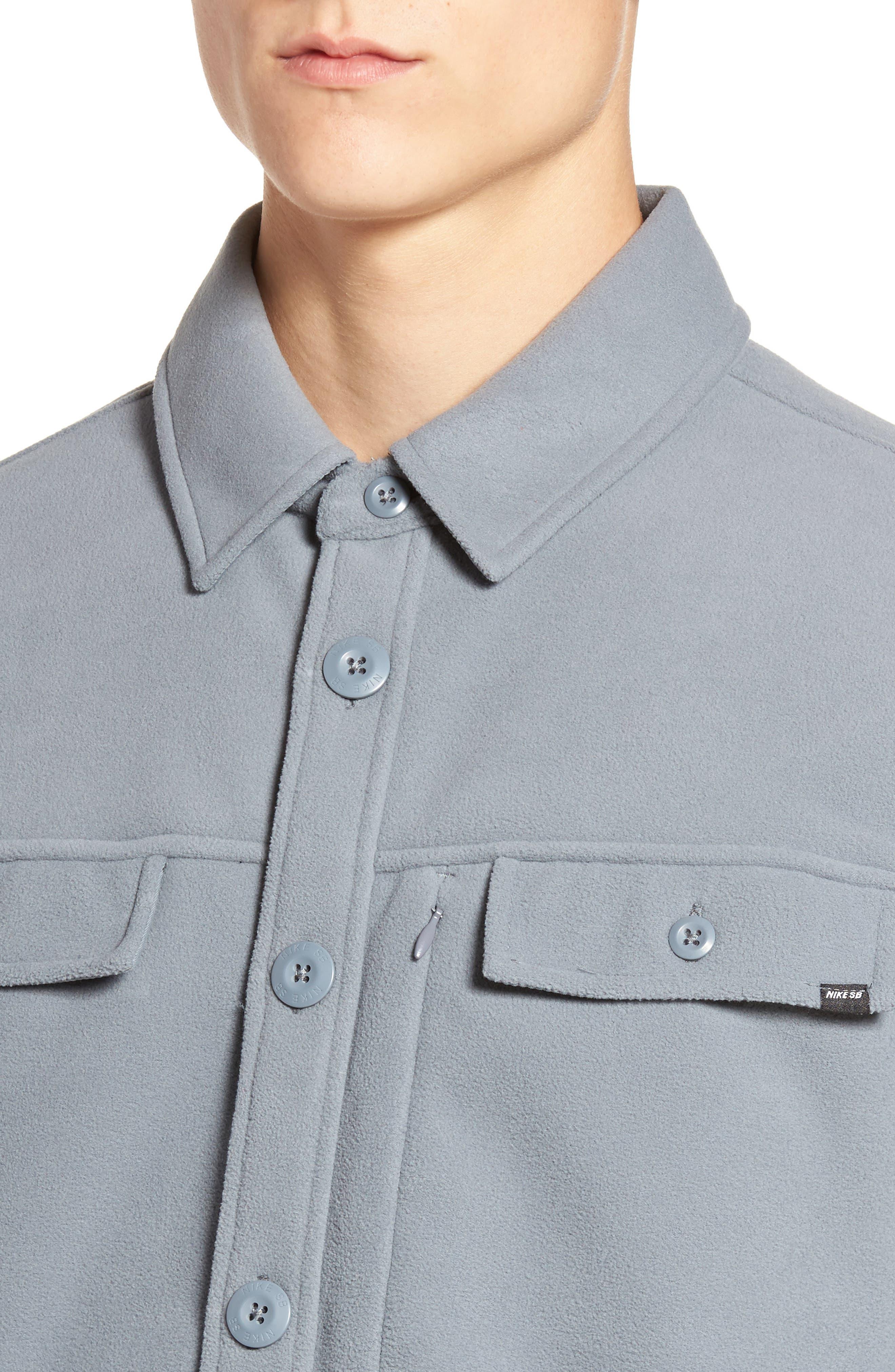 Holgate Windstopper Shirt,                             Alternate thumbnail 8, color,