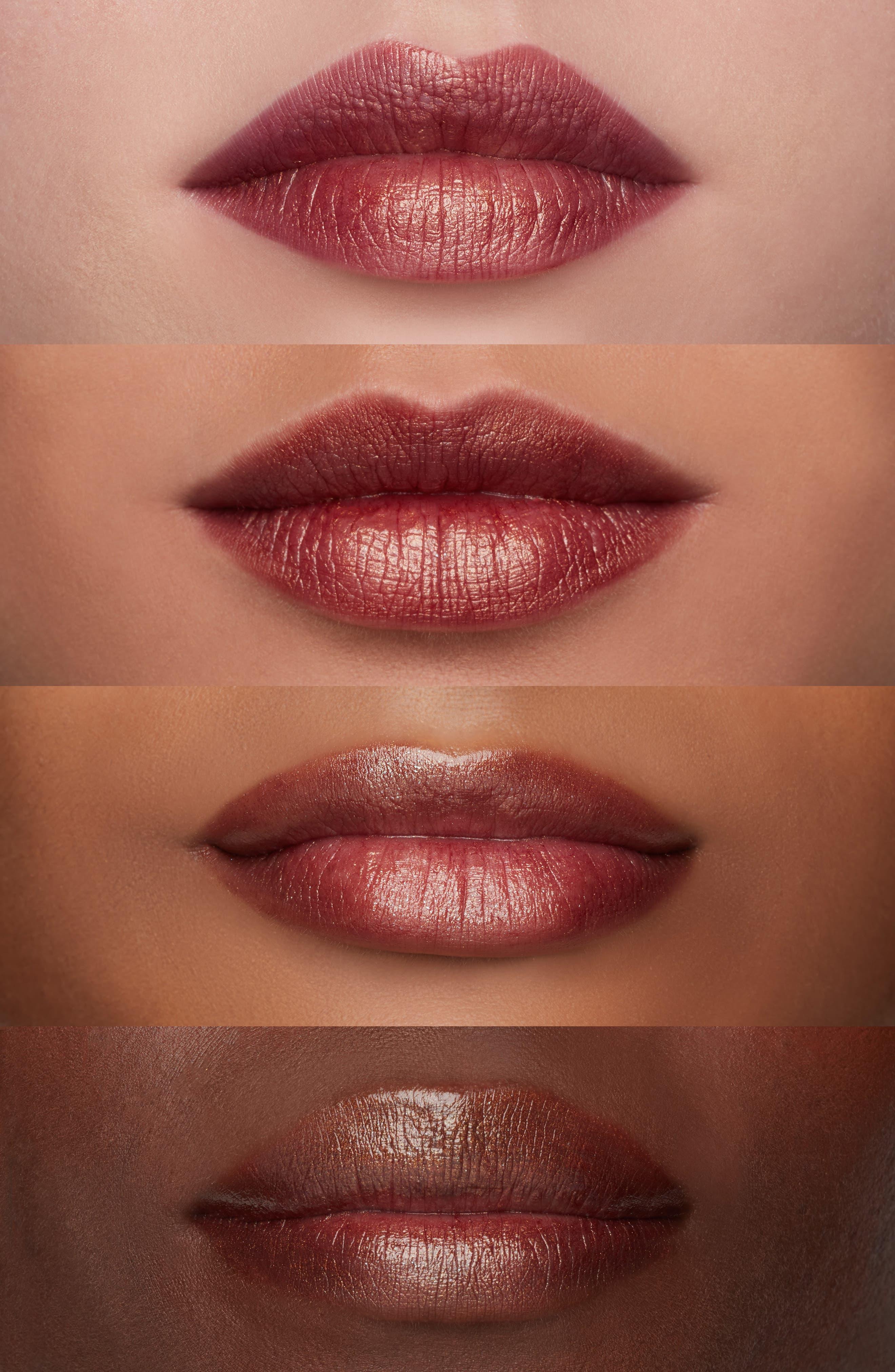 MAC Nude Lipstick,                             Alternate thumbnail 2, color,                             O (F)